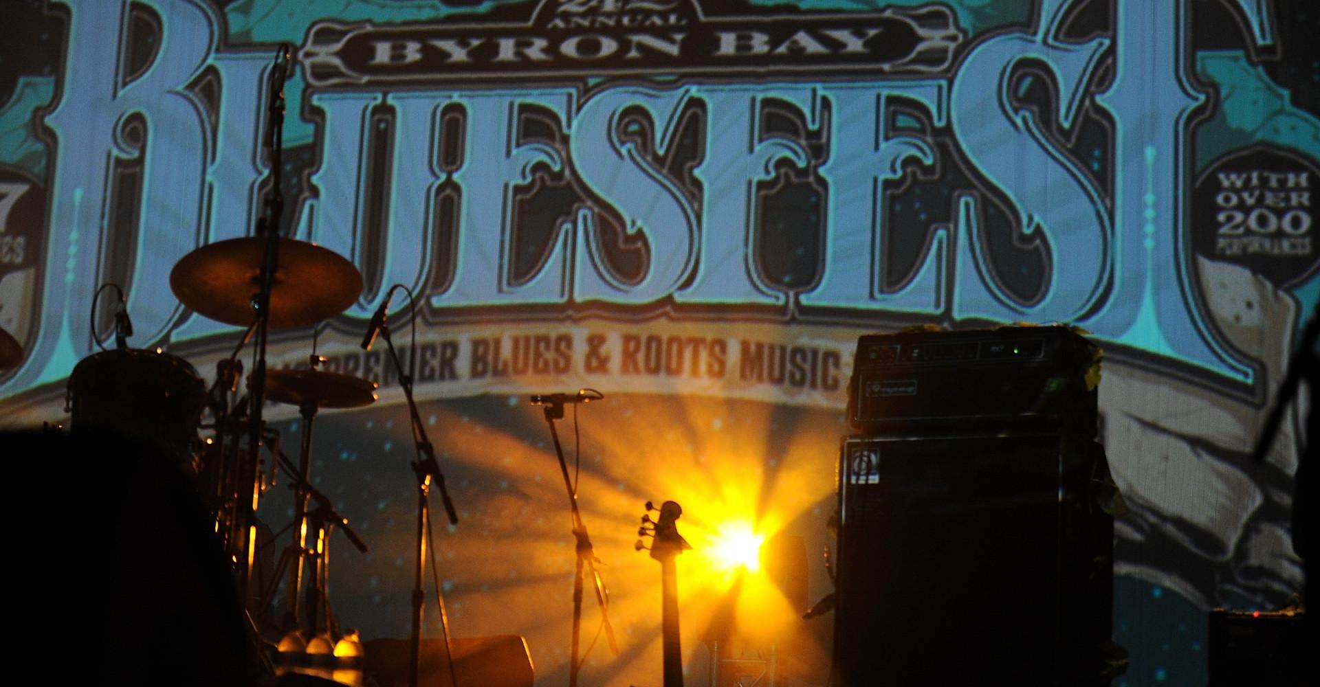 Byron Bay Bluesfest is turning 30