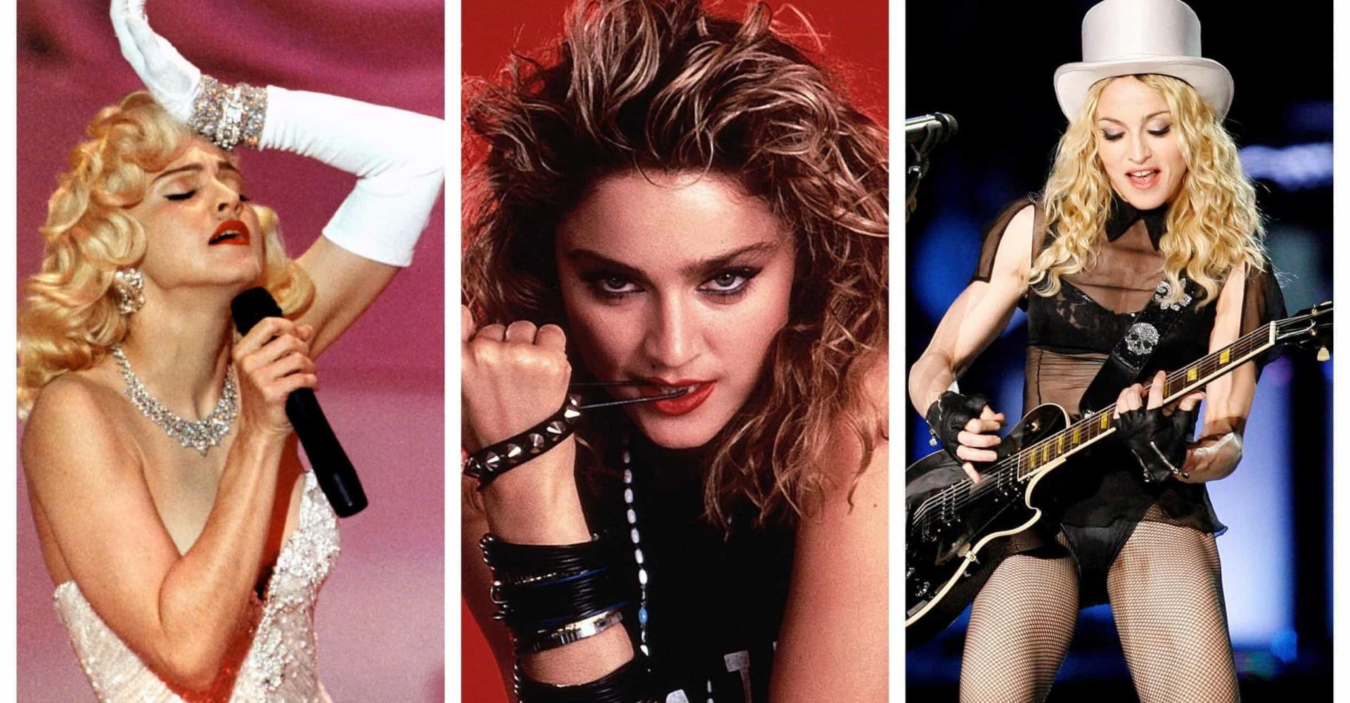 Madonna: la reine de la pop a 61 ans!