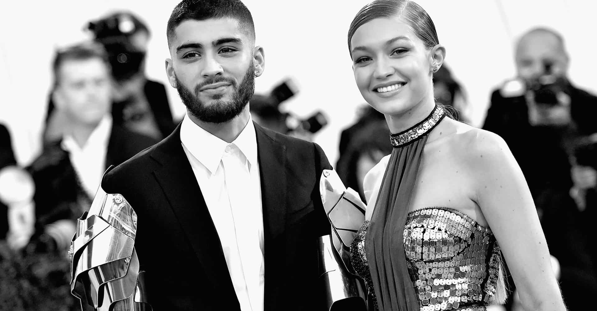 Zayn Malik just dropped sensual single about Gigi Hadid