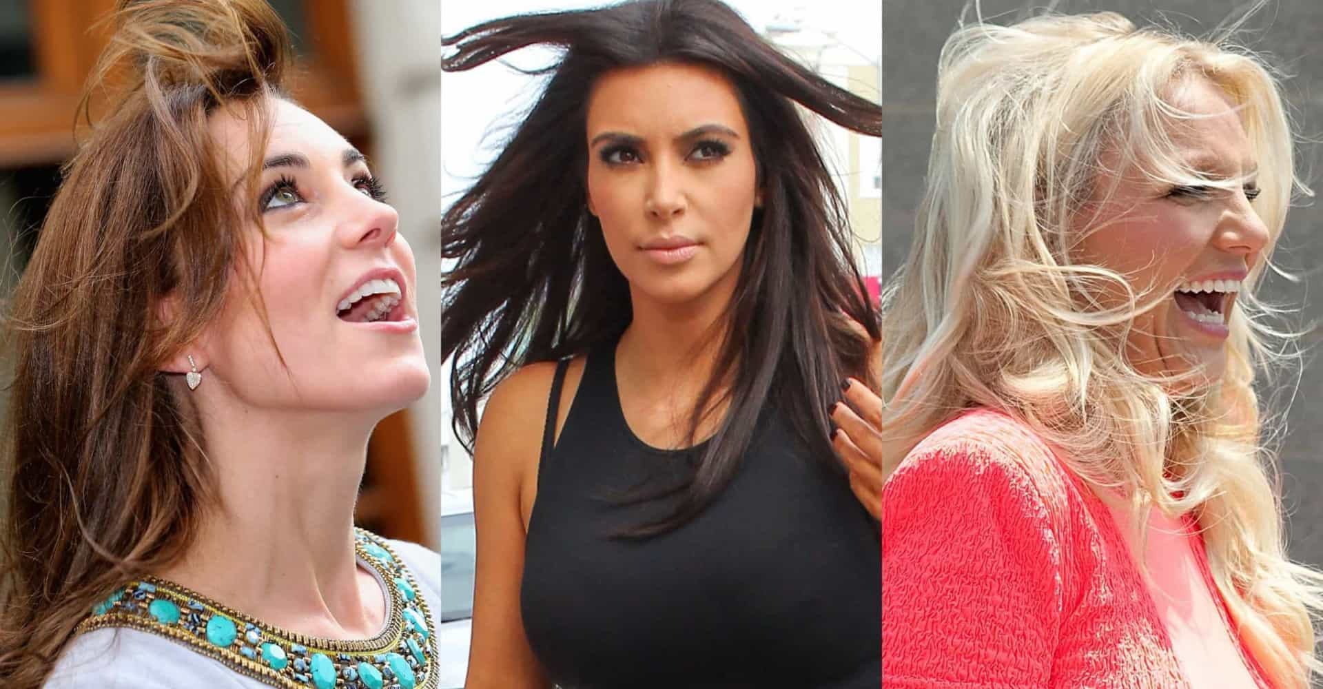 Best of celebrity bad hair days