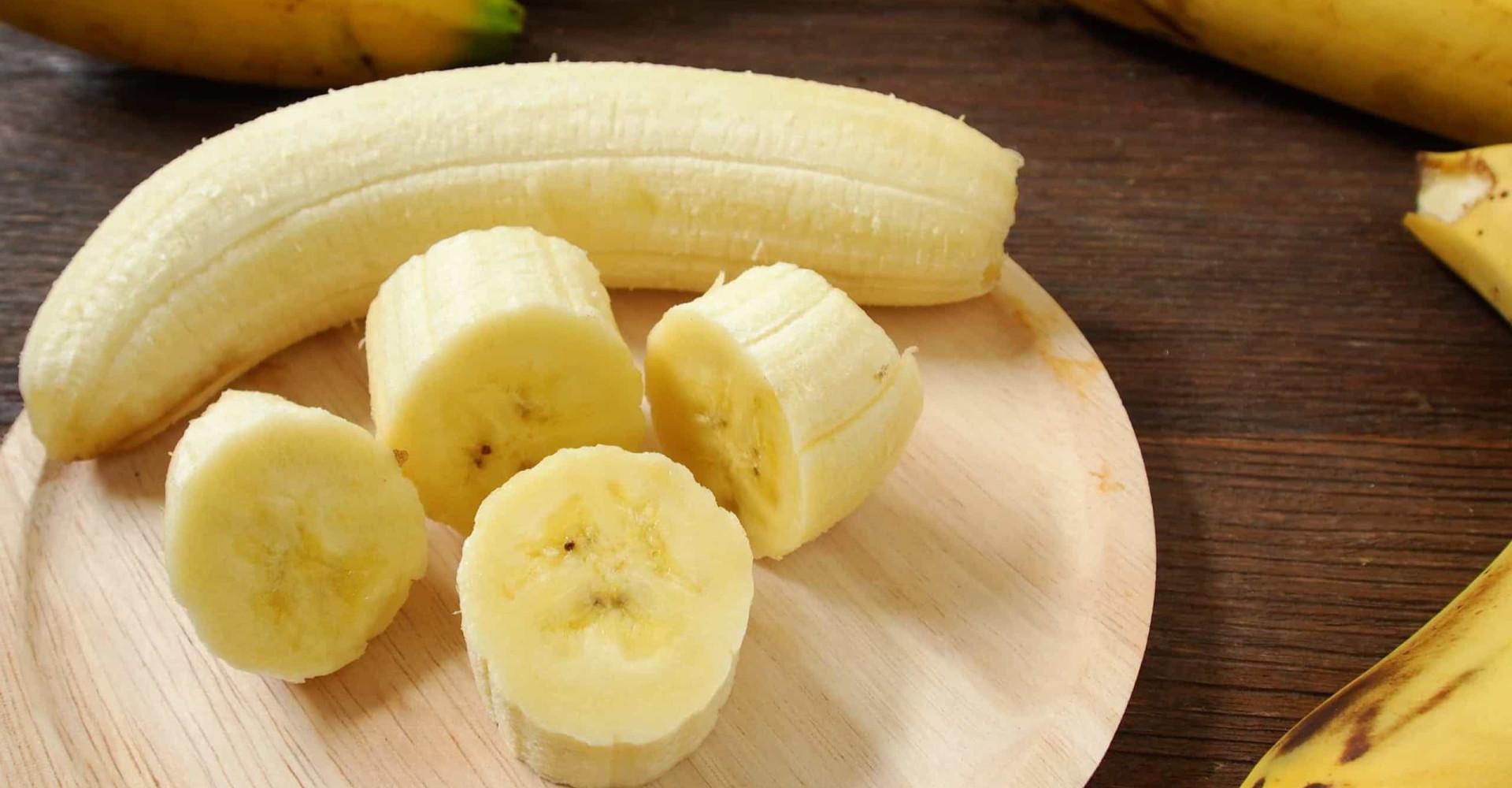 Een banaan als ontbijt? Doe maar niet