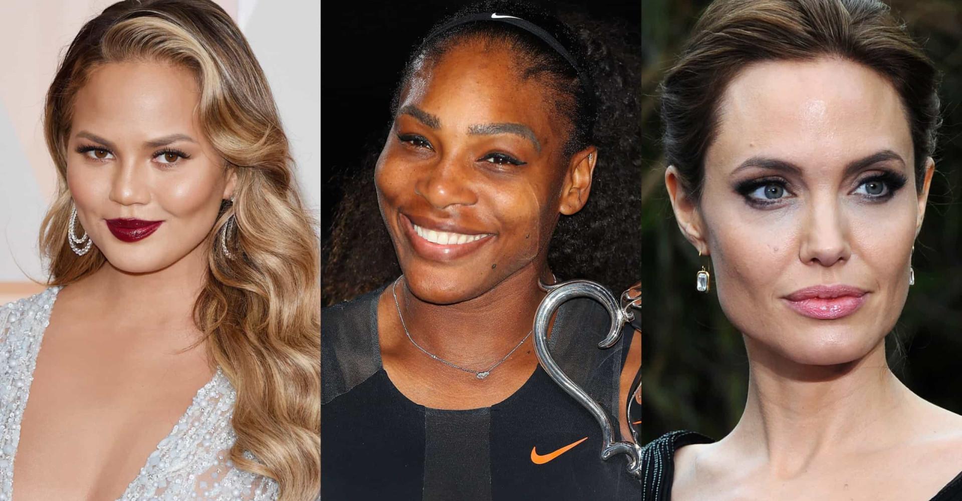 Celebrities who beat postpartum depression