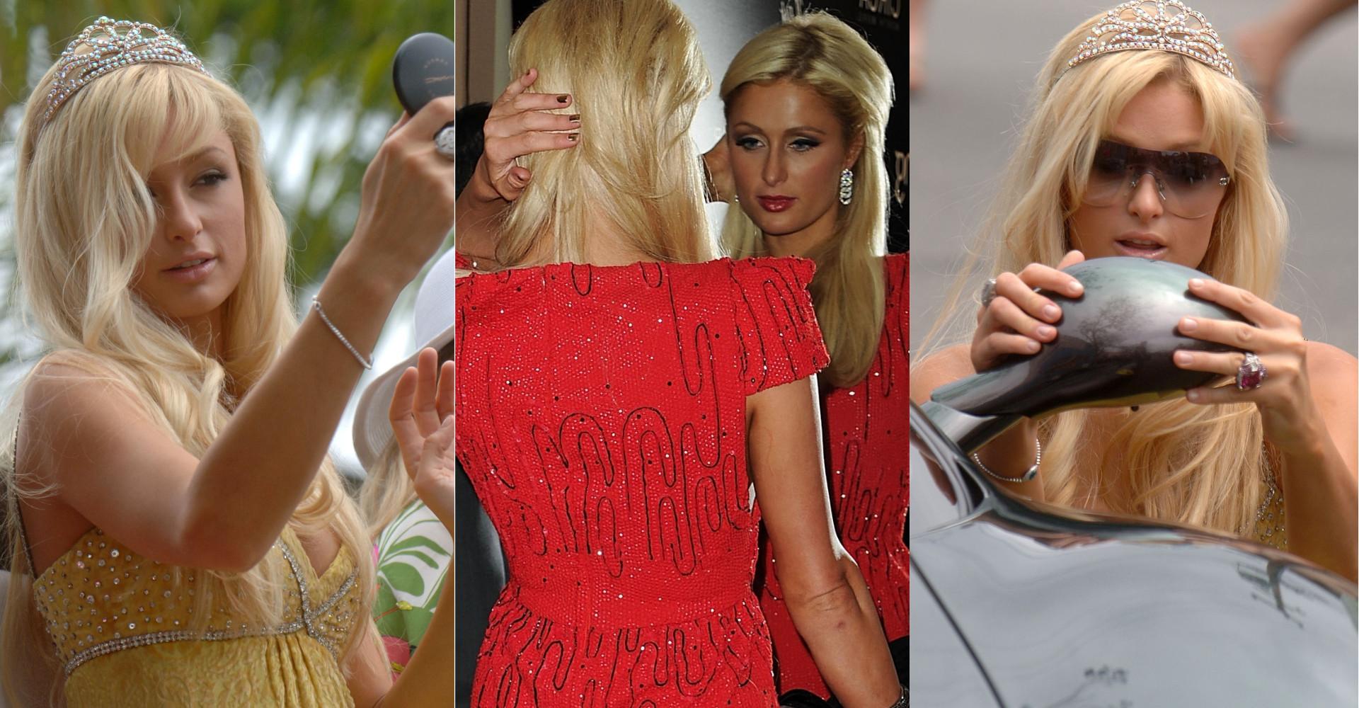 Vanitose: le celebrità che amano guardarsi allo specchio