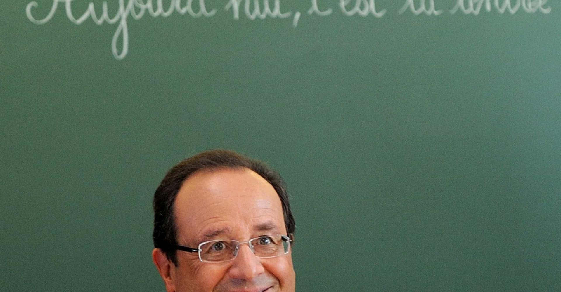 François Hollande: ses clichés les plus drôles