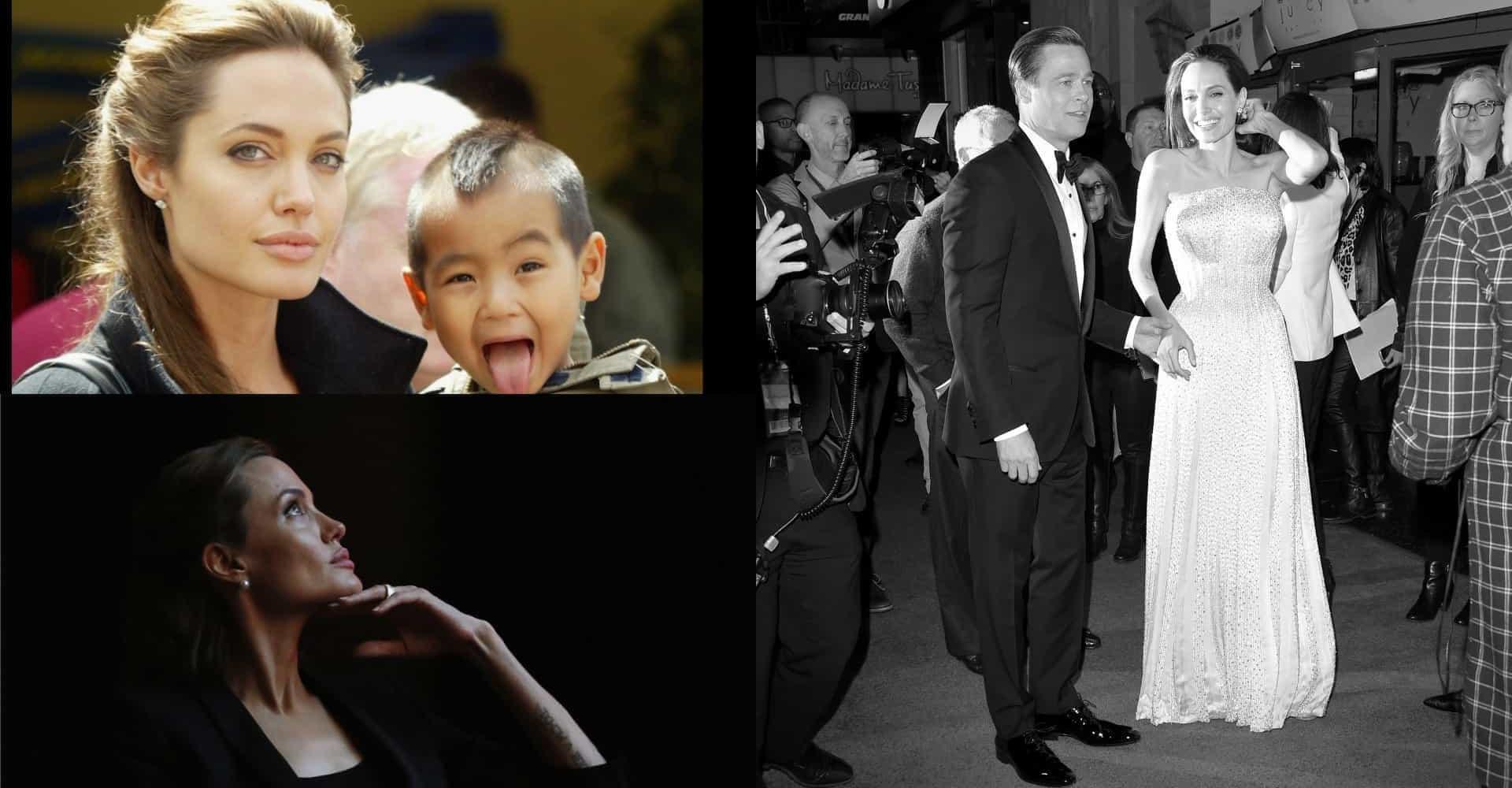 Angelina Jolie, una vita da star e la guerra con Brad Pitt
