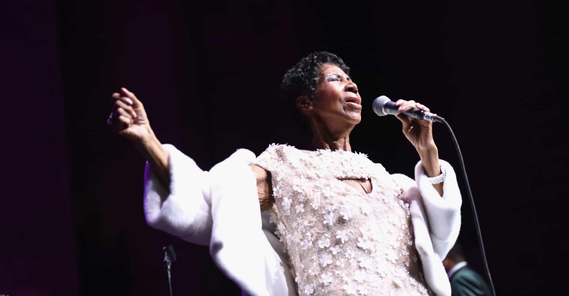 Lo que no sabías sobre Aretha Franklin