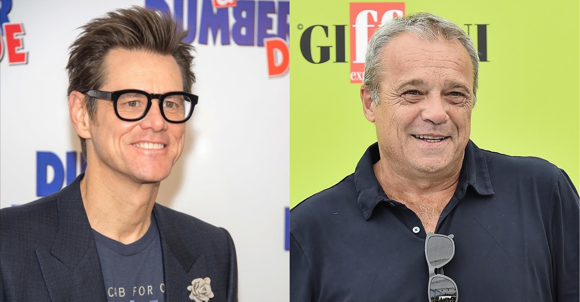 Sai che Claudio Amendola e Jim Carrey sono diventati nonni a 47 anni?