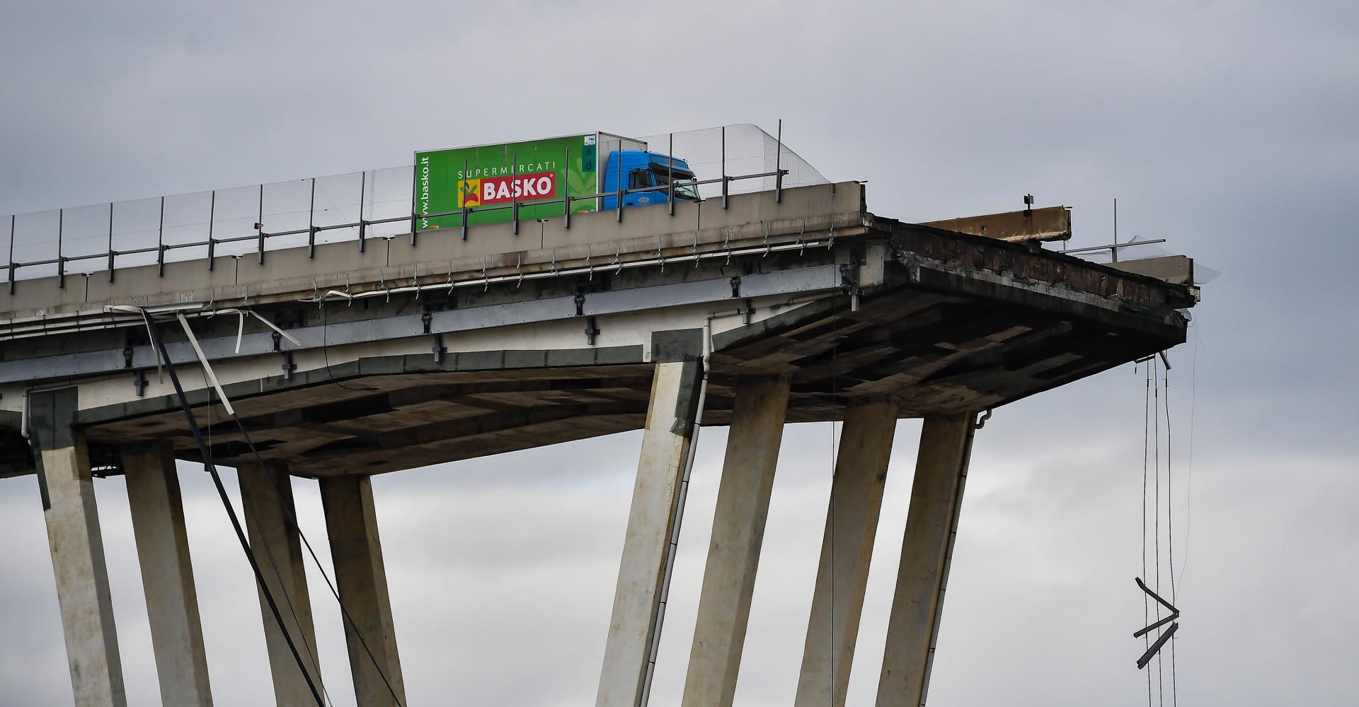 Ponte Morandi, ultima delle catastrofiche tragedie avvenute in Italia