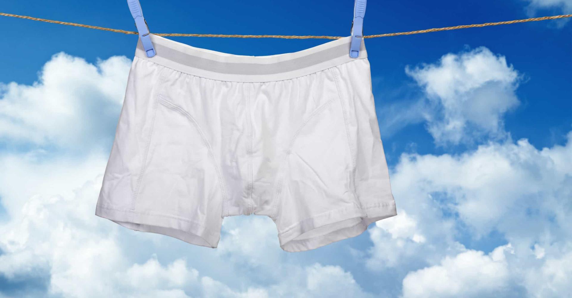 Wijde boxershorts zijn beter voor je sperma