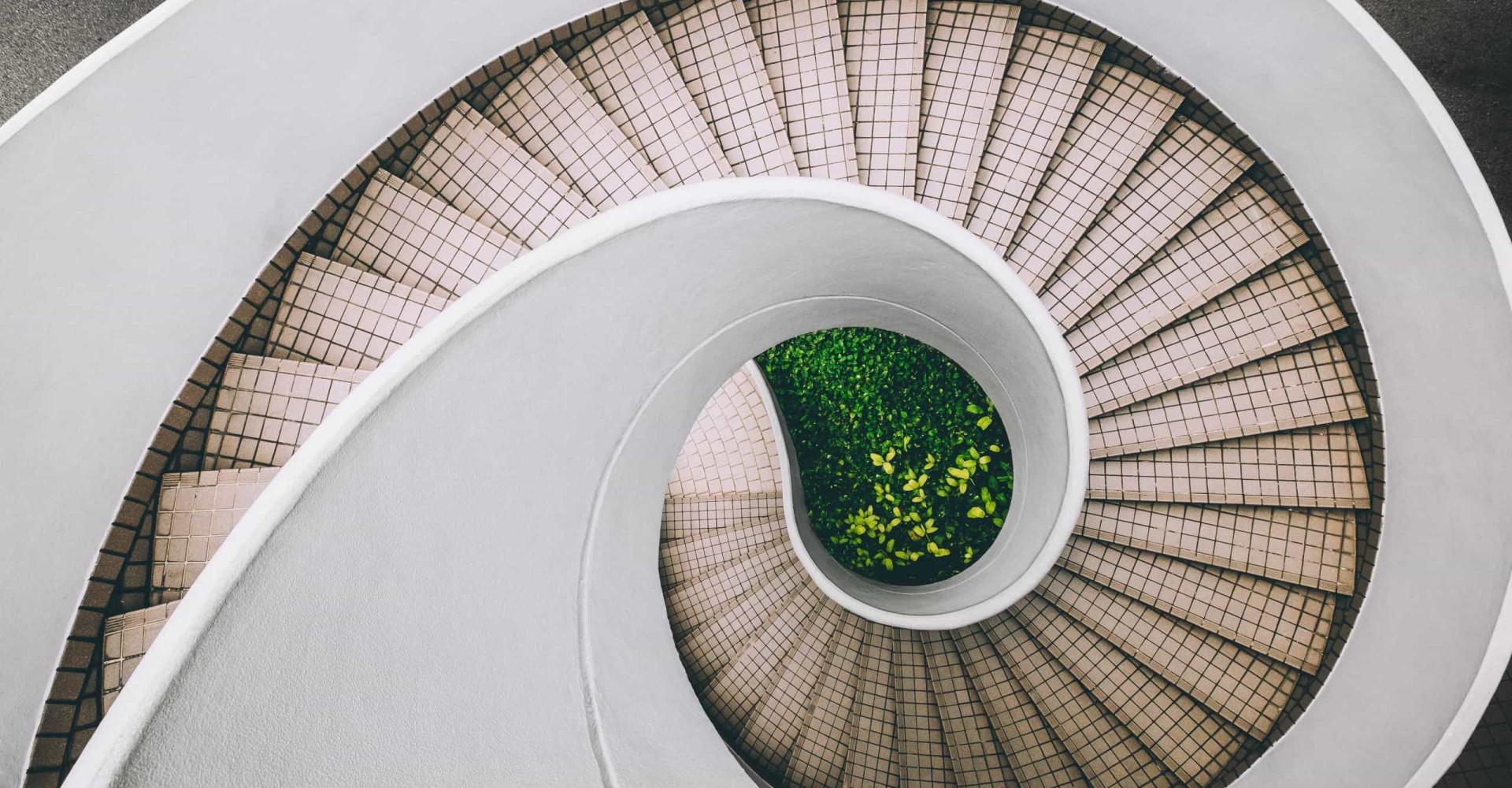 Maapallomme kiehtovat spiraalit