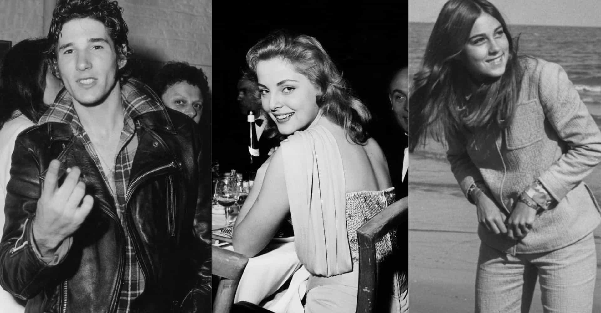 Virna Lisi, Elton John e Robert De Niro, sapresti riconoscerli?
