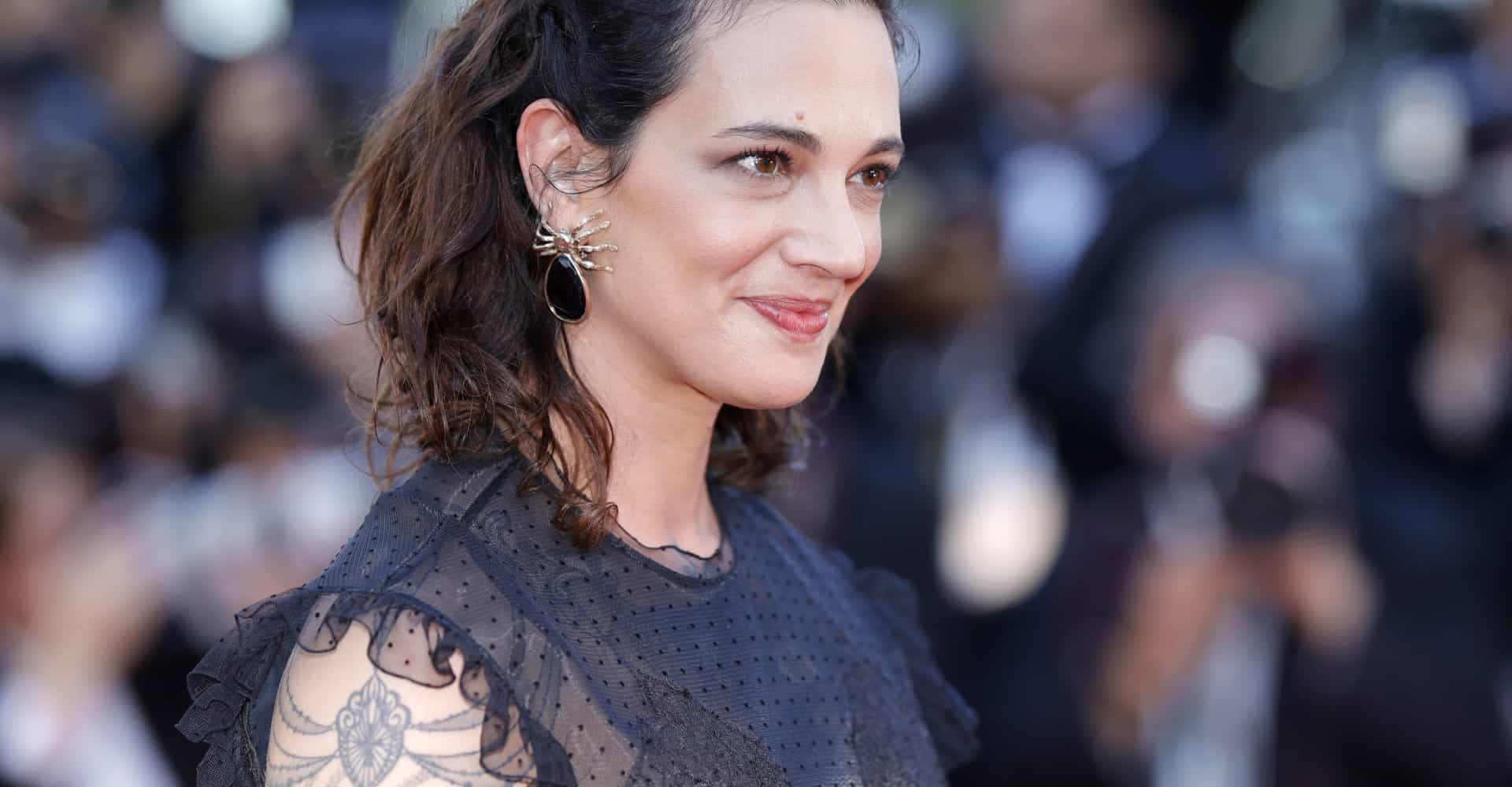 Asia Argento allegedly paid-off a male 17-year-old actor who accused her of sexual assault