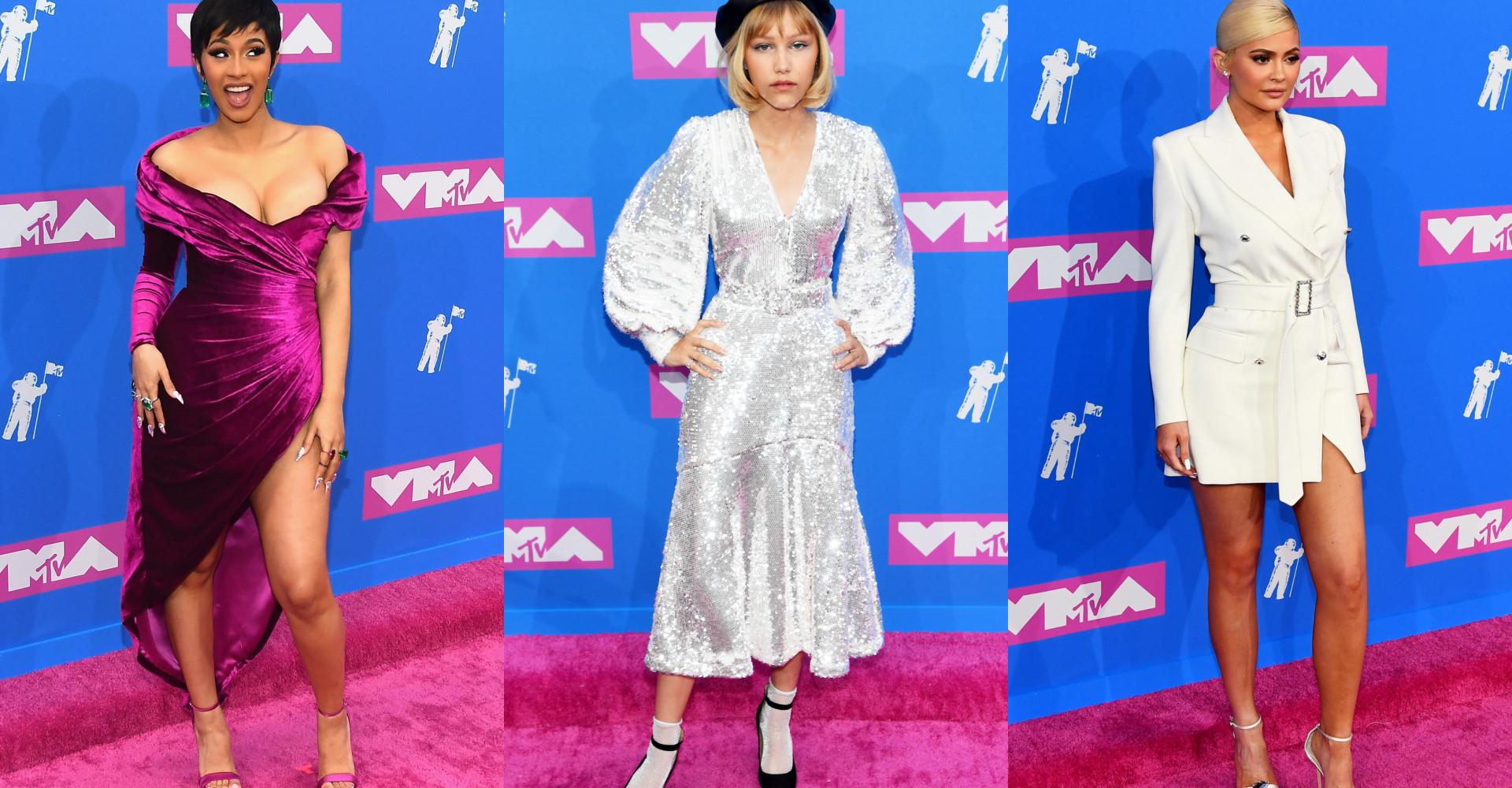 MTV VMA 2018: beste (og verste) looks