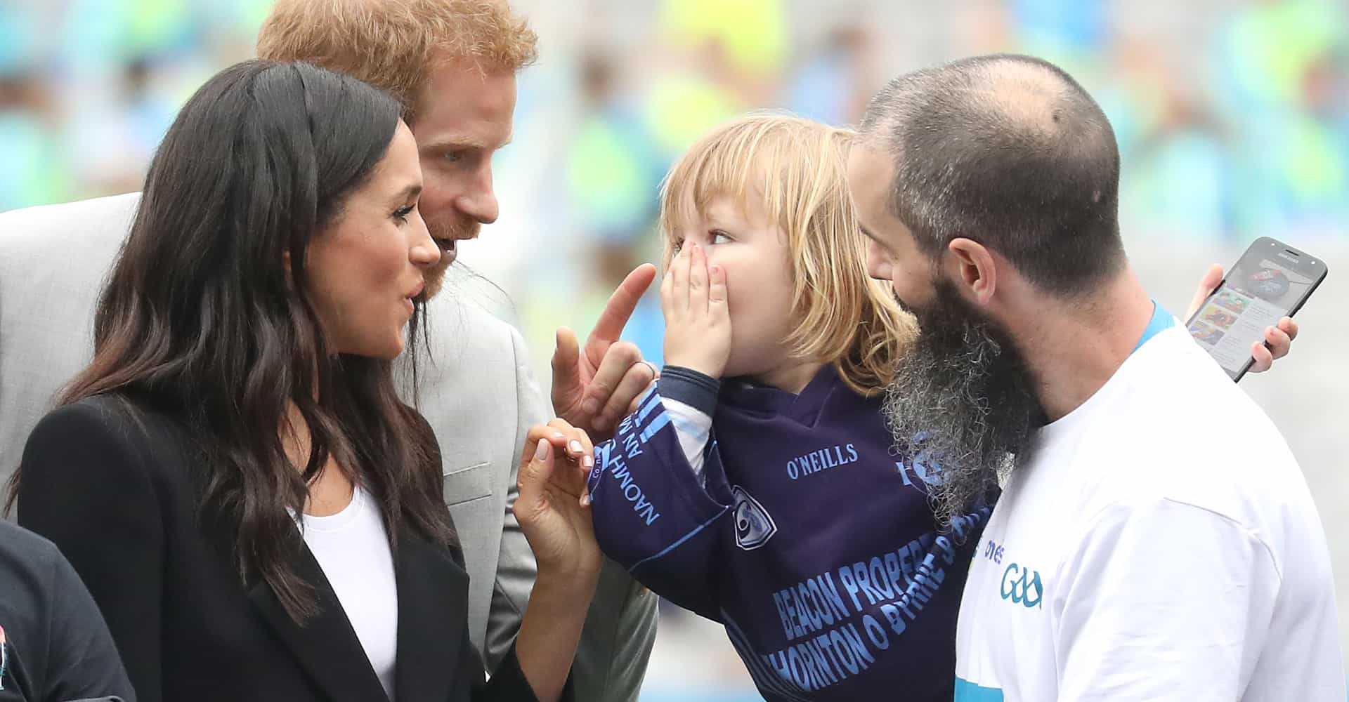 The reason Meghan and Harry won't have custody of their children
