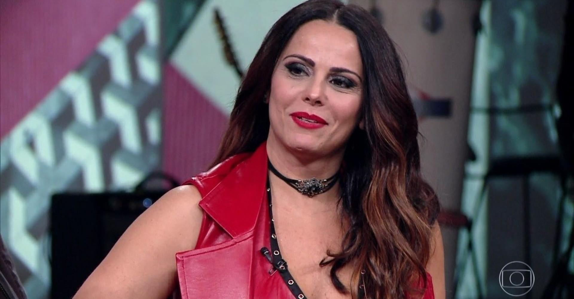"""Viviane Araújo recusa entrevista ao SBT: """"Não gosto do Fofocalizando"""""""