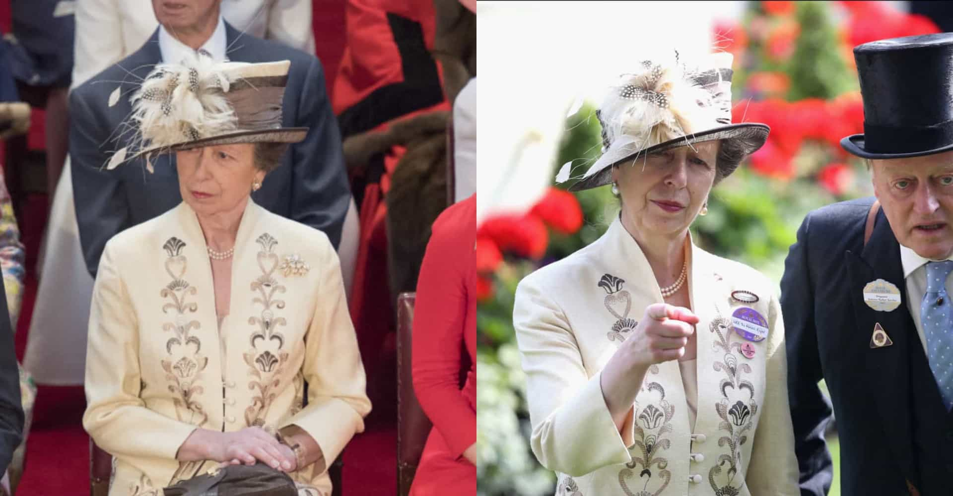 When the royals wore the same outfit twice