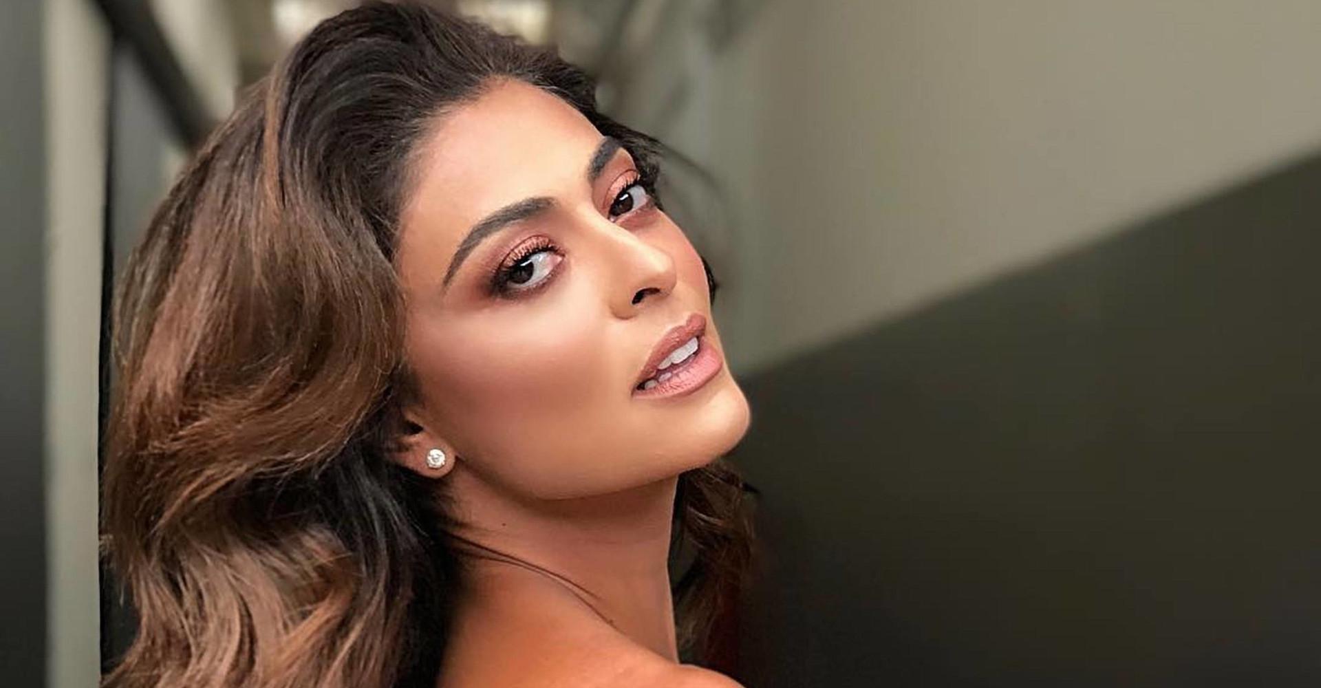 Juliana Paes recusou convite da Globo após descobrir cistos nas cordas vocais