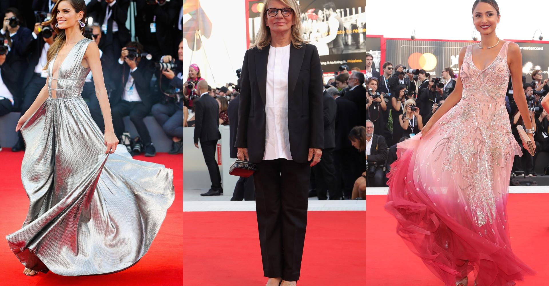 Filmfestival Venetië 2018: de beste (en slechtste) looks