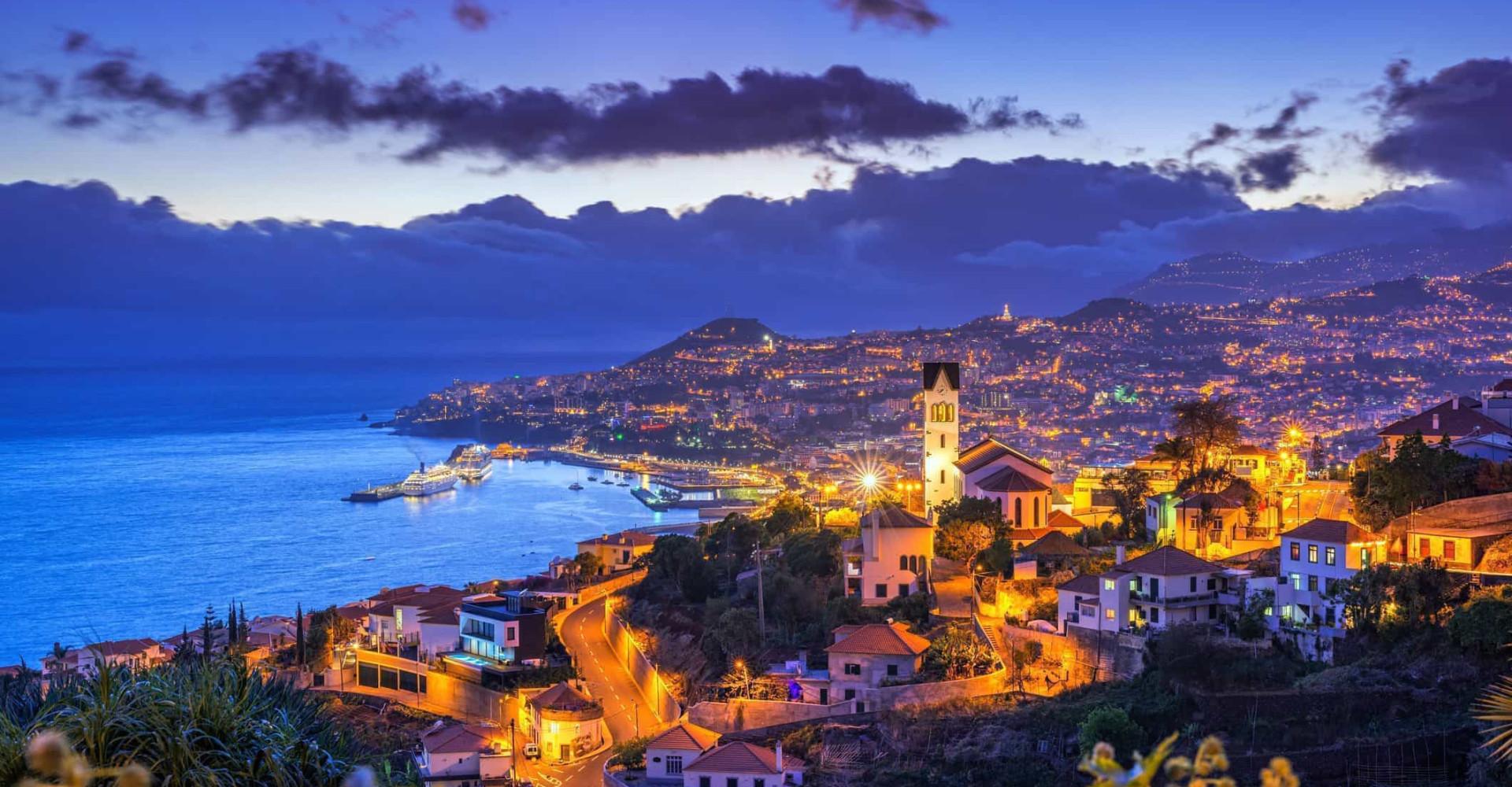 Oppdag Madeira, en perle i Atlanterhavet