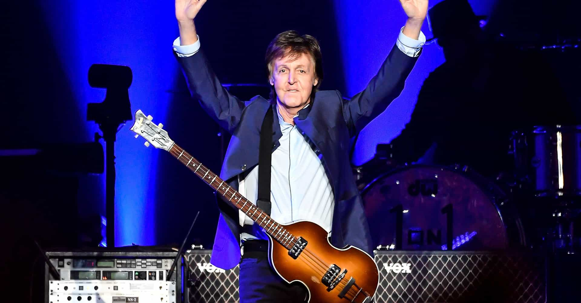 Paul McCartney reveals he saw God while on a psychedelic trip