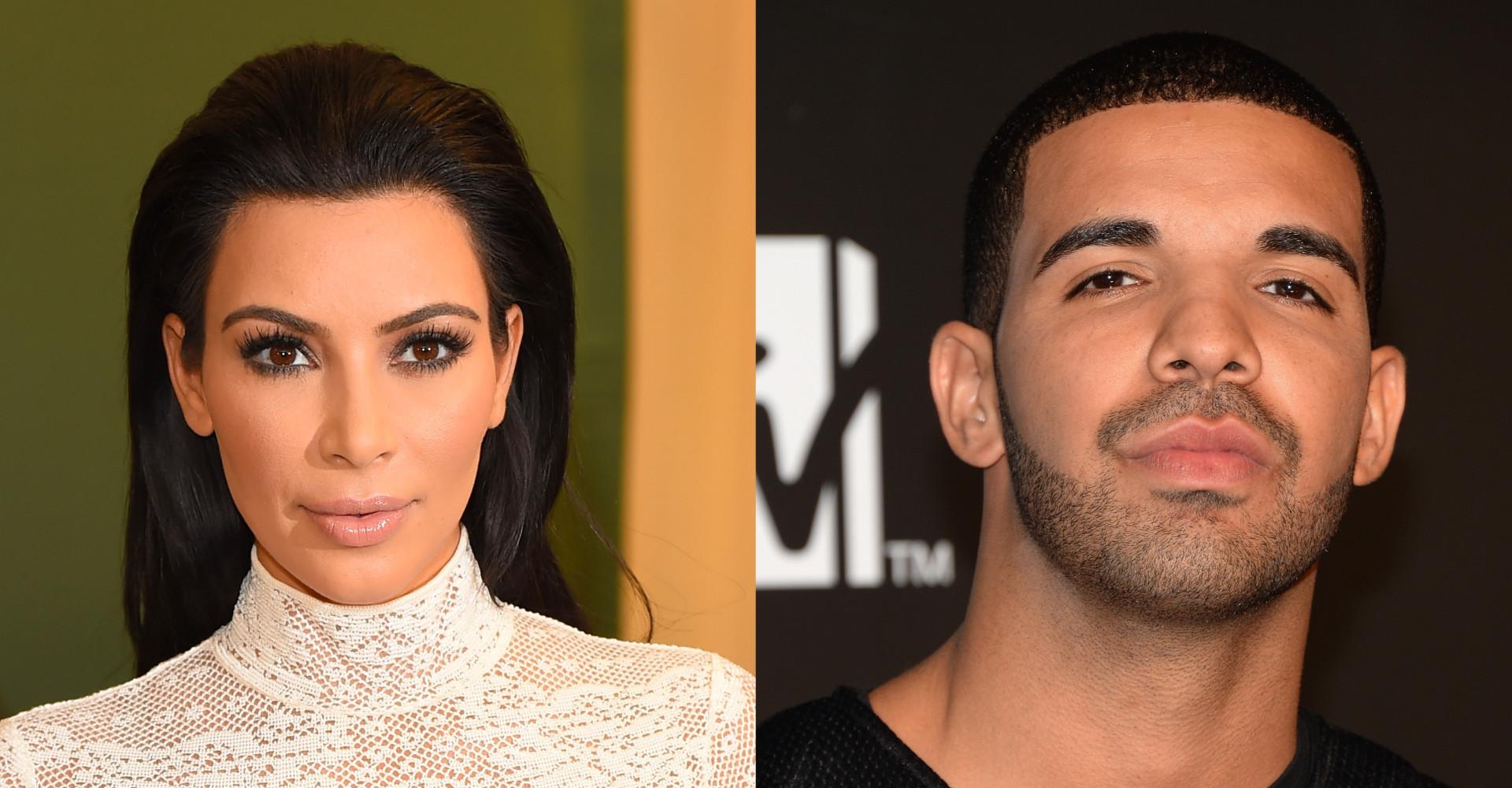 Did Kim Kardashian sleep with Drake? The star finally addresses rumors