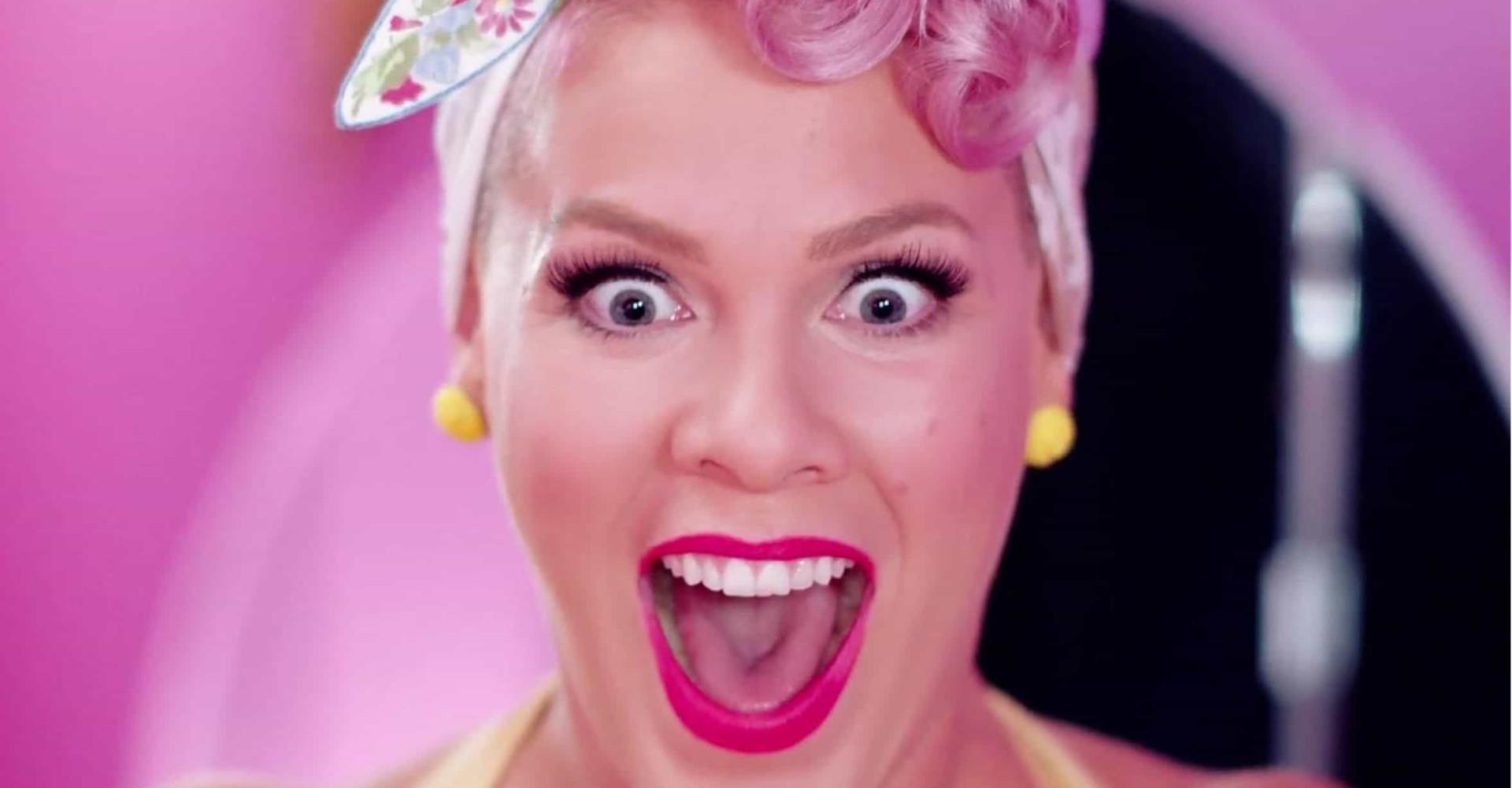 Pink: Os momentos mais 'poderosos' da cantora