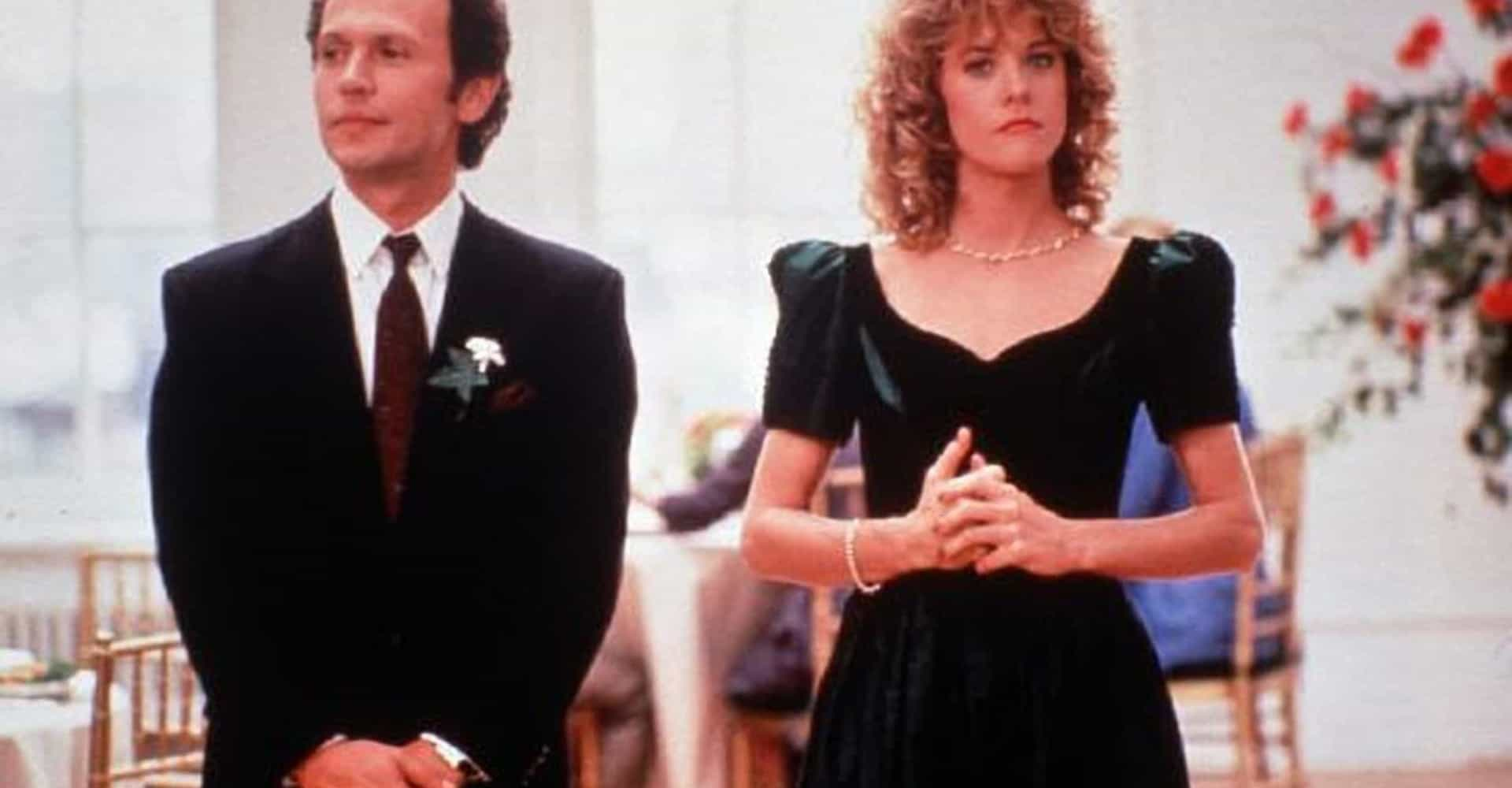 The iconic 'When Harry Met Sally' ending was originally much, much different