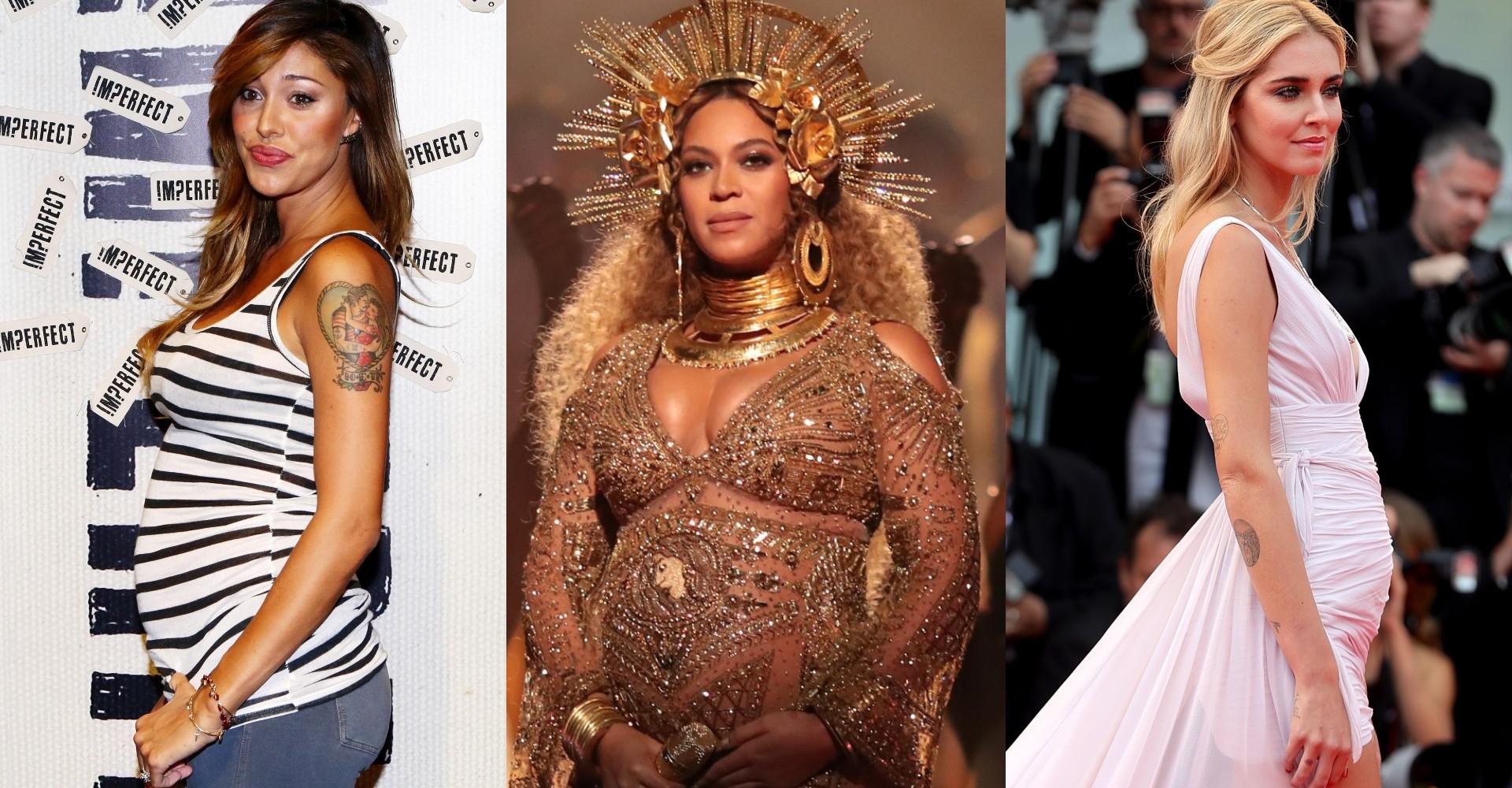 Dalla Bellucci a Beyoncé: dive incinte che hanno brillato sul red carpet
