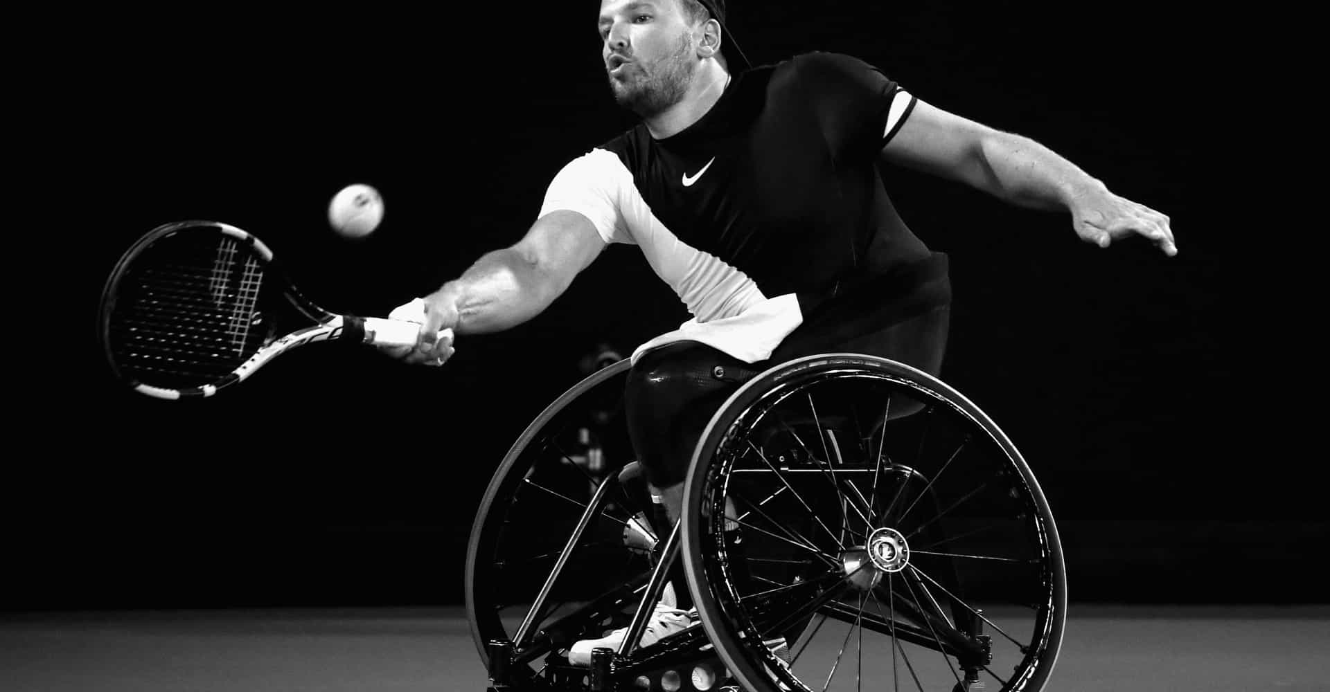 Aussie Dylan Alcott wins his second U.S. Open title