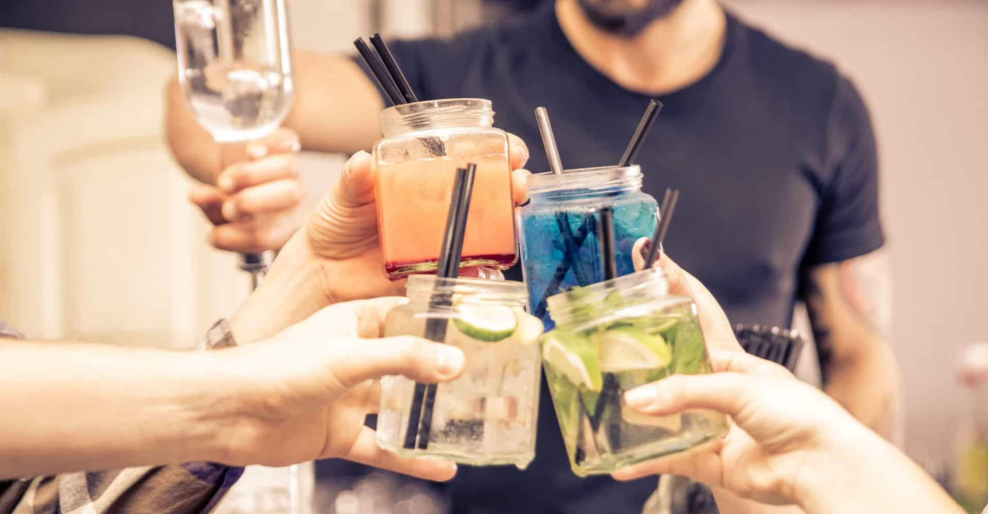 Gezonde alternatieve drankjes voor als je geen alcohol drinkt