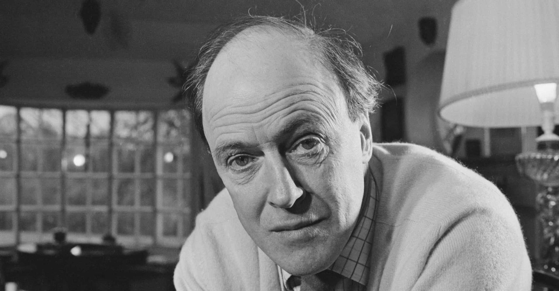 The dark and wonderful world of Roald Dahl