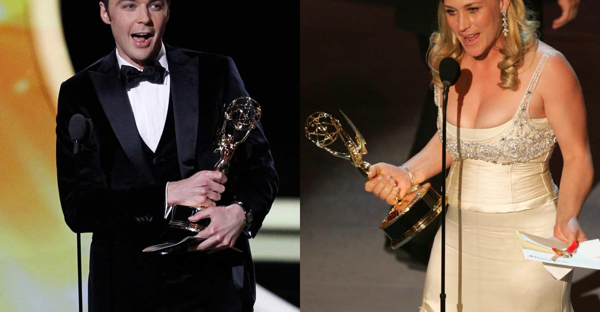 De mest chokerende ups'ere til Emmy-uddelingen gennem det sidste århundrede