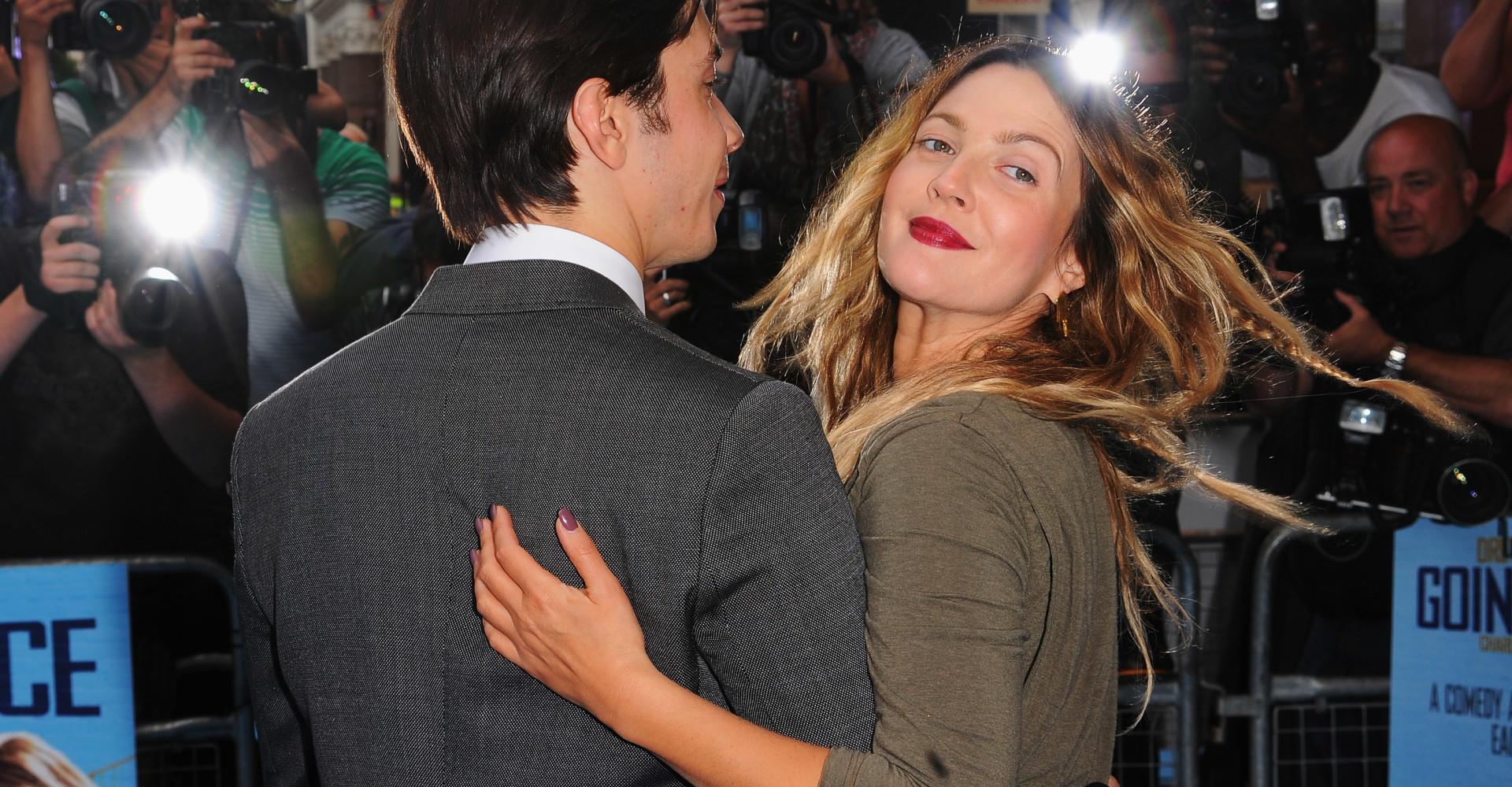 Drew Barrymore avvistata con un suo famoso ex: chi sarà?