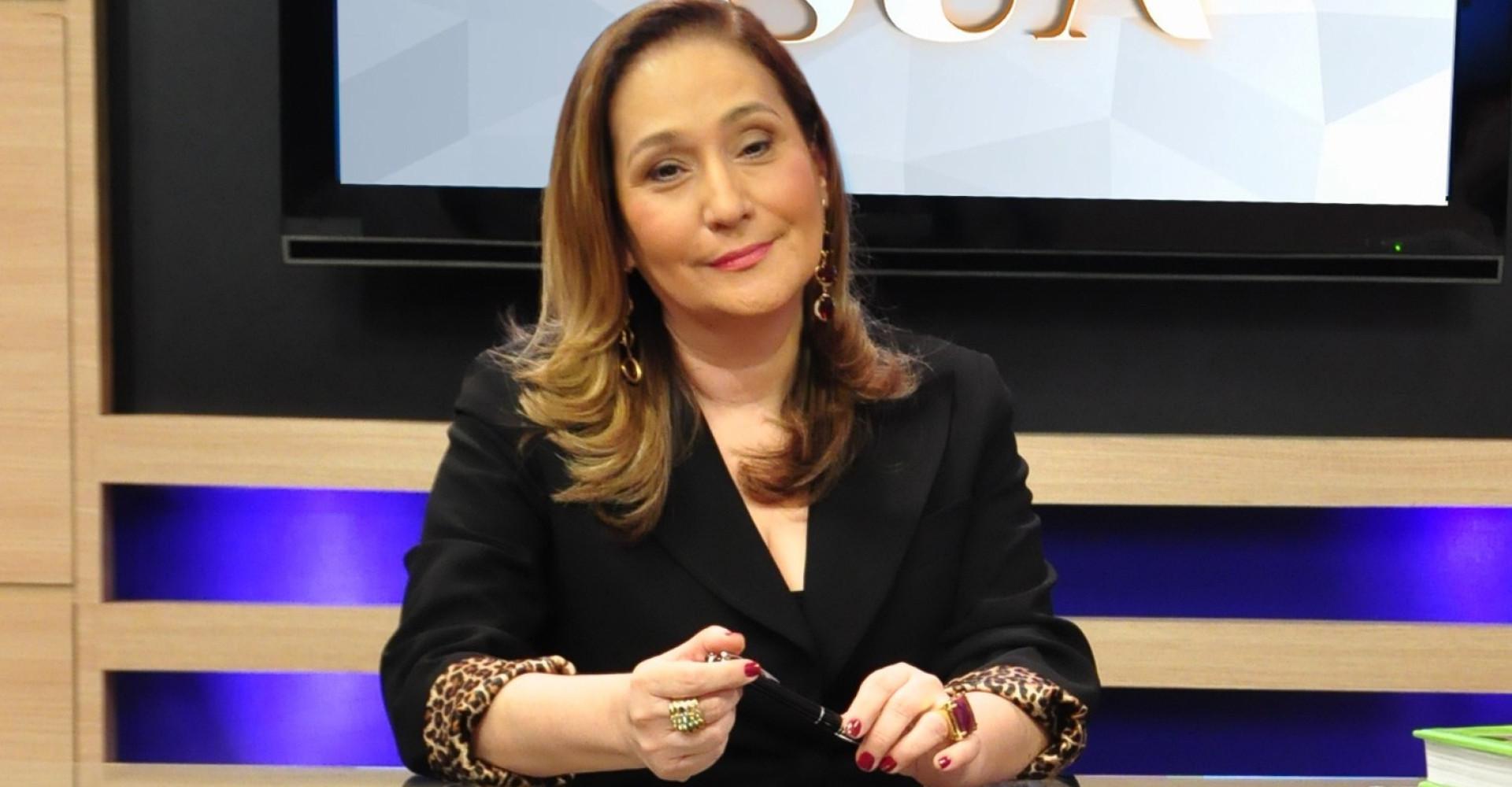 Sonia Abrão detona Evaristo Costa: 'Desempregado e rei das Fake News'