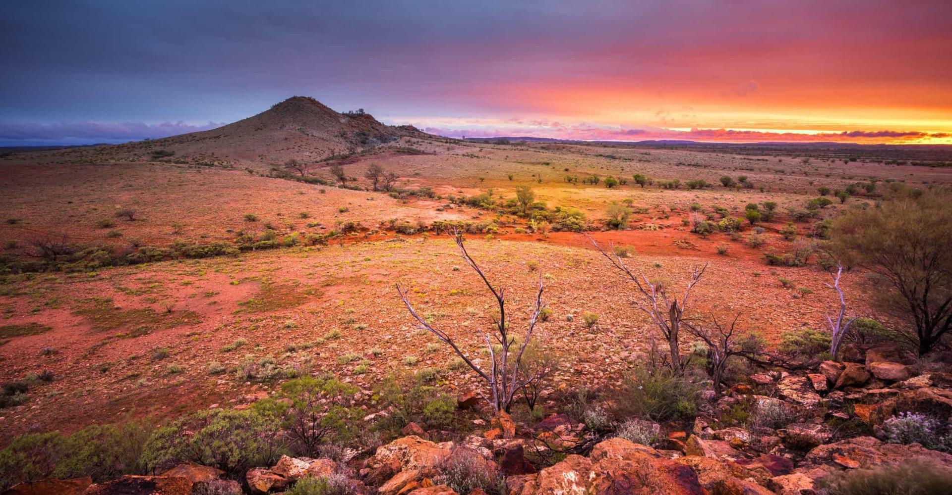 Australia: incredibili immagini di Alice Springs