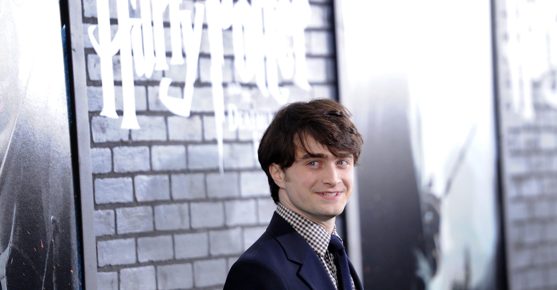 Daniel Radcliffe rivela di non essersi mai sentito a suo agio nei panni d Harry Potter
