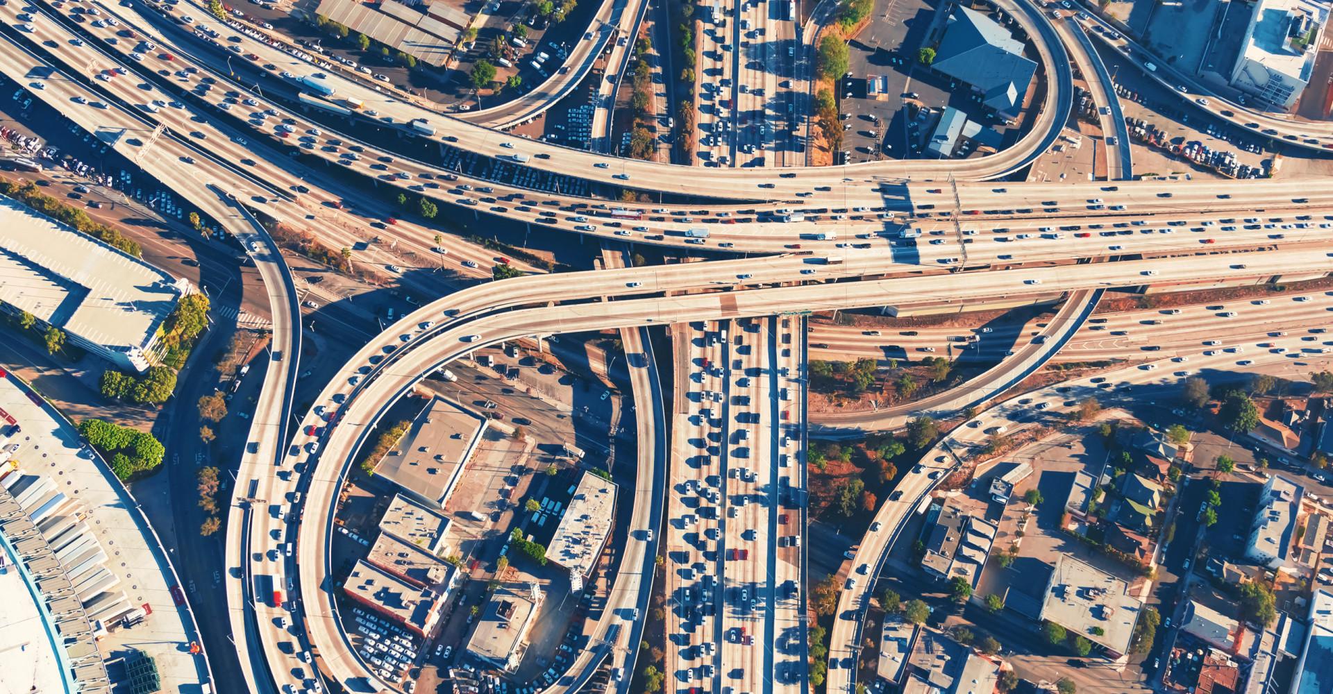 Las 30 ciudades del mundo con más tráfico