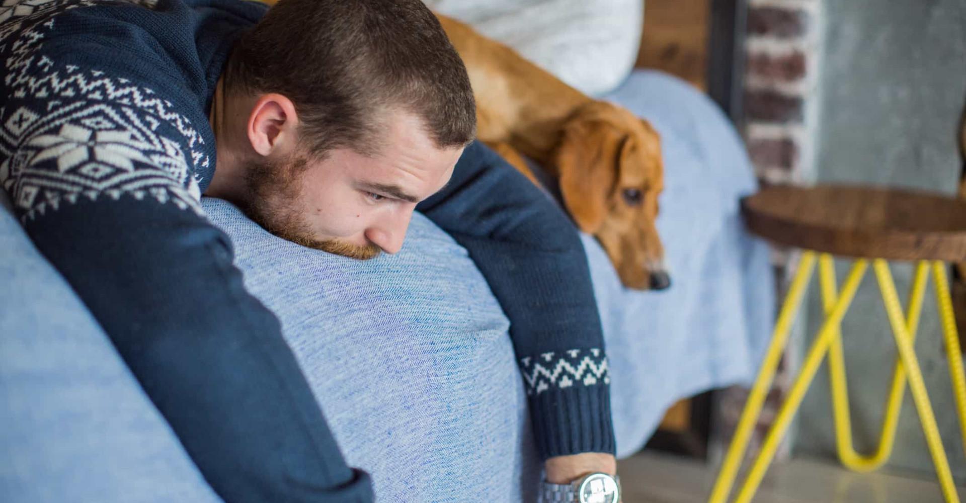 Dépression: un chien pour lutter contre les symptômes