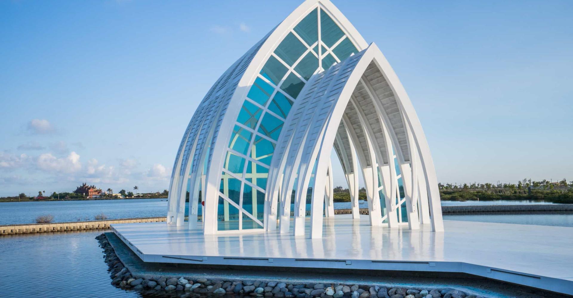 Die außergewöhnlichsten Kirchen der Welt