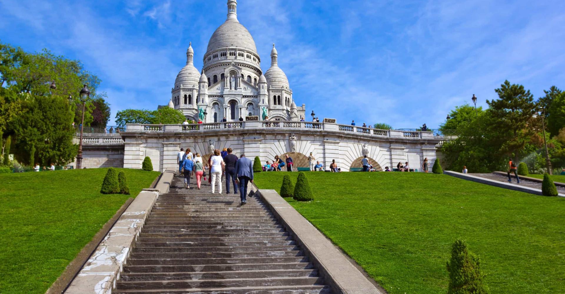 Montez les marches des plus beaux escaliers de France