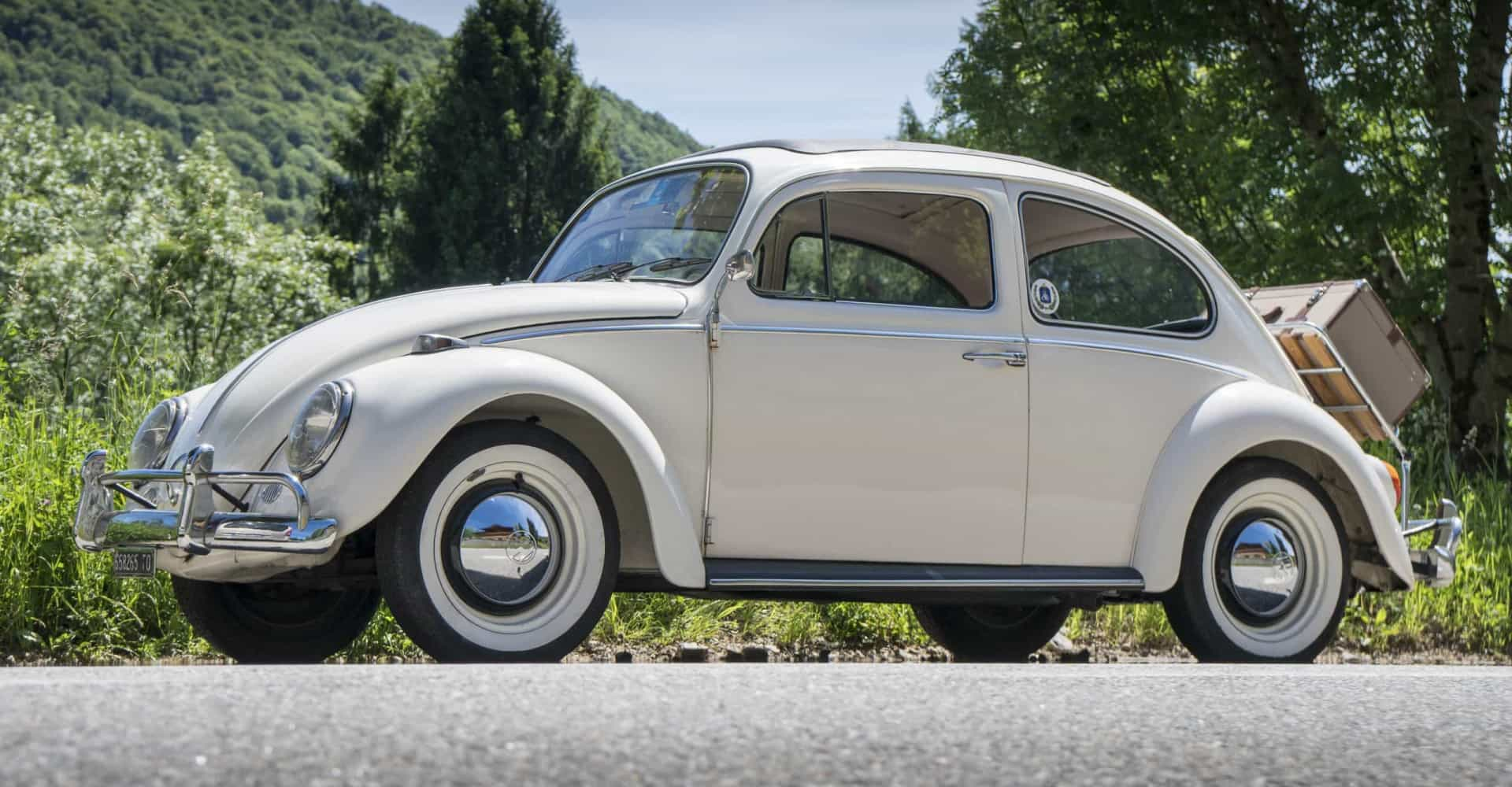It's the end of the road for the Beetle