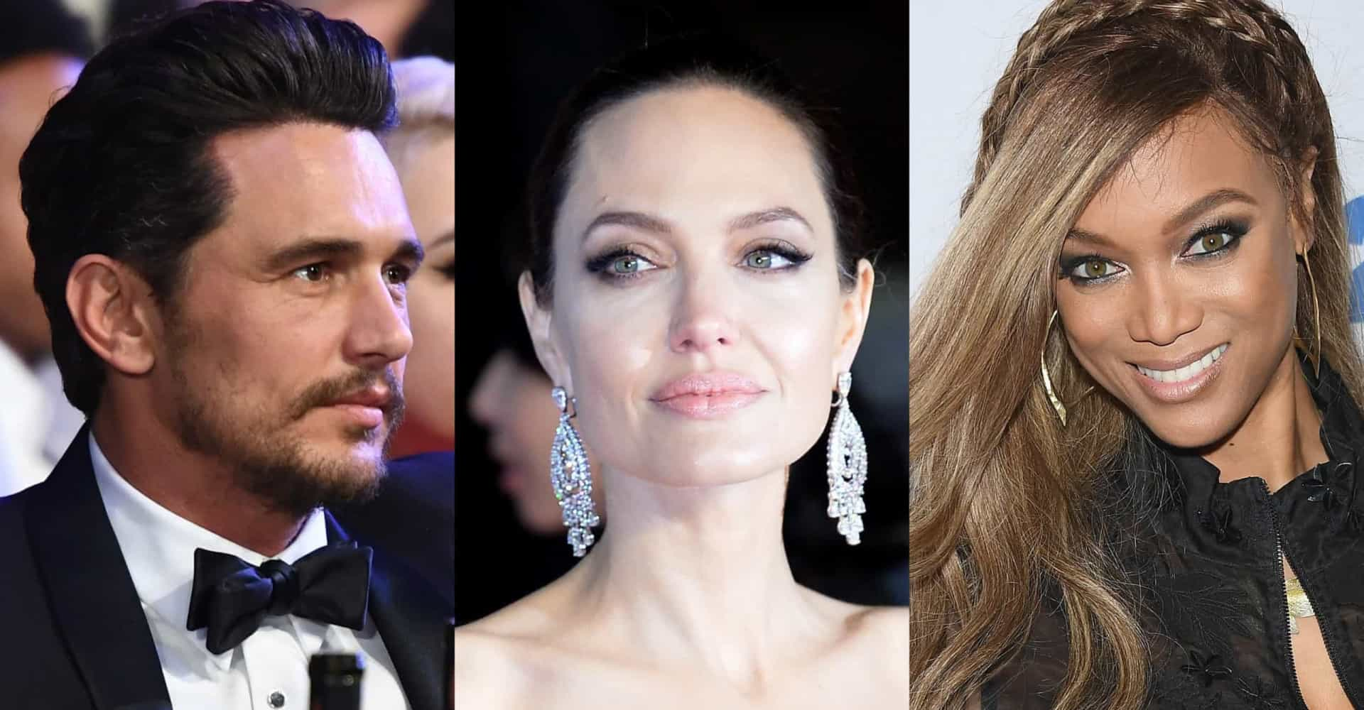 These celebrities could be your next professor