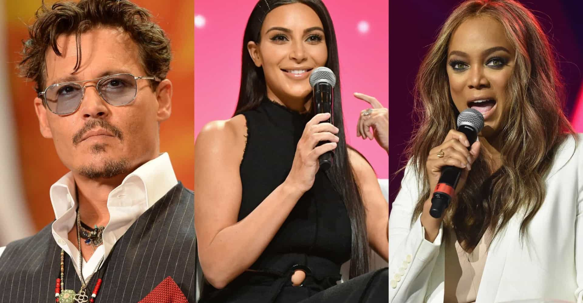Celebrities reveal their phobias and greatest fears