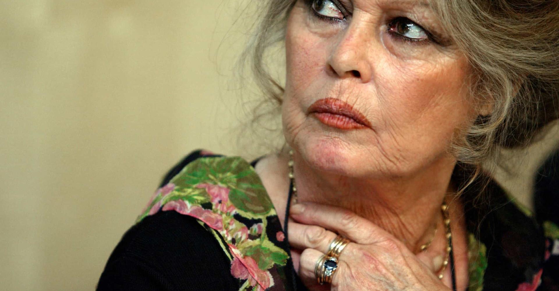 Brigitte Bardot: quand ses propos ont fait polémique