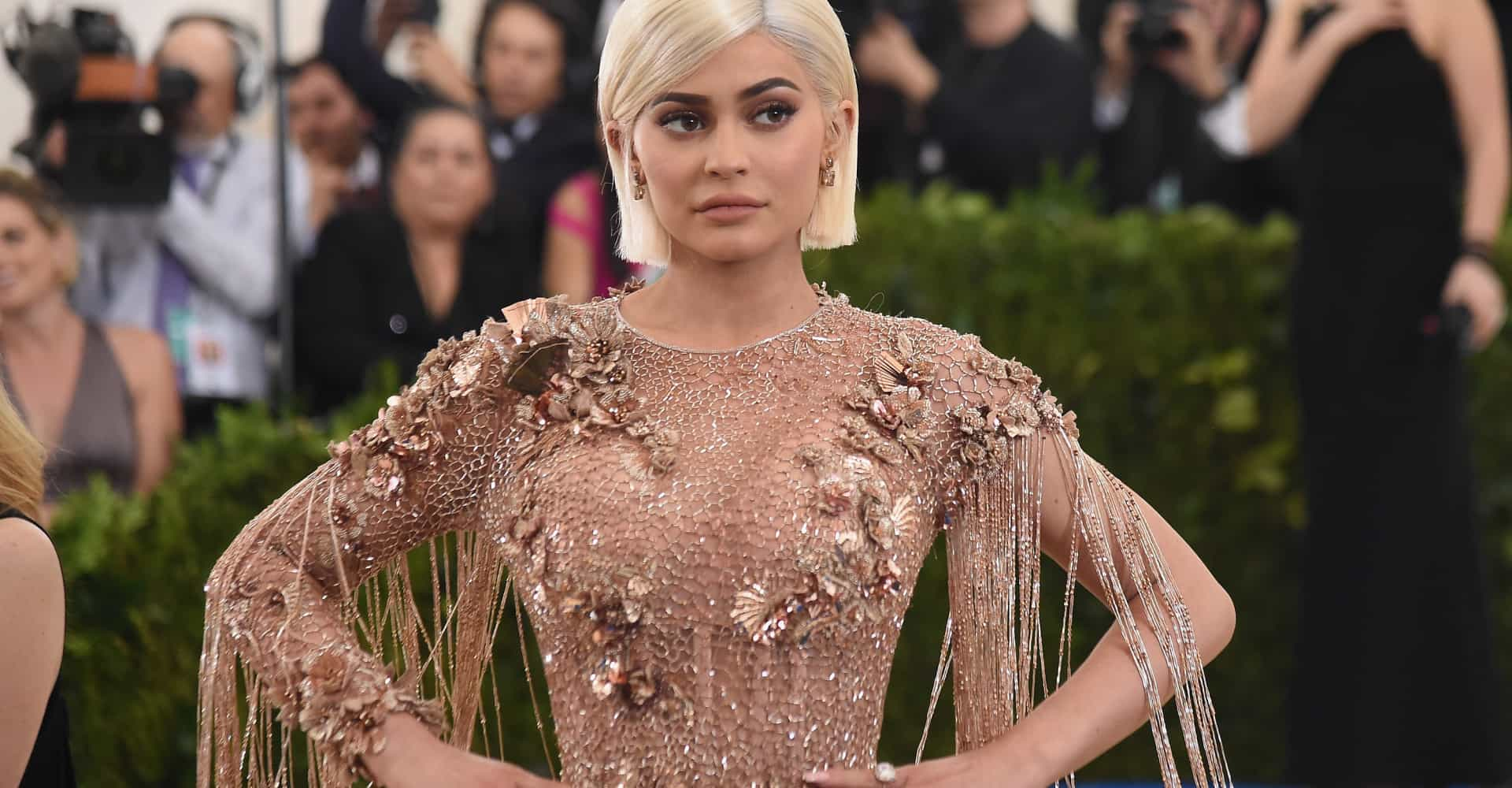 Kylie Jenner revealed her most absurd eating habit yet