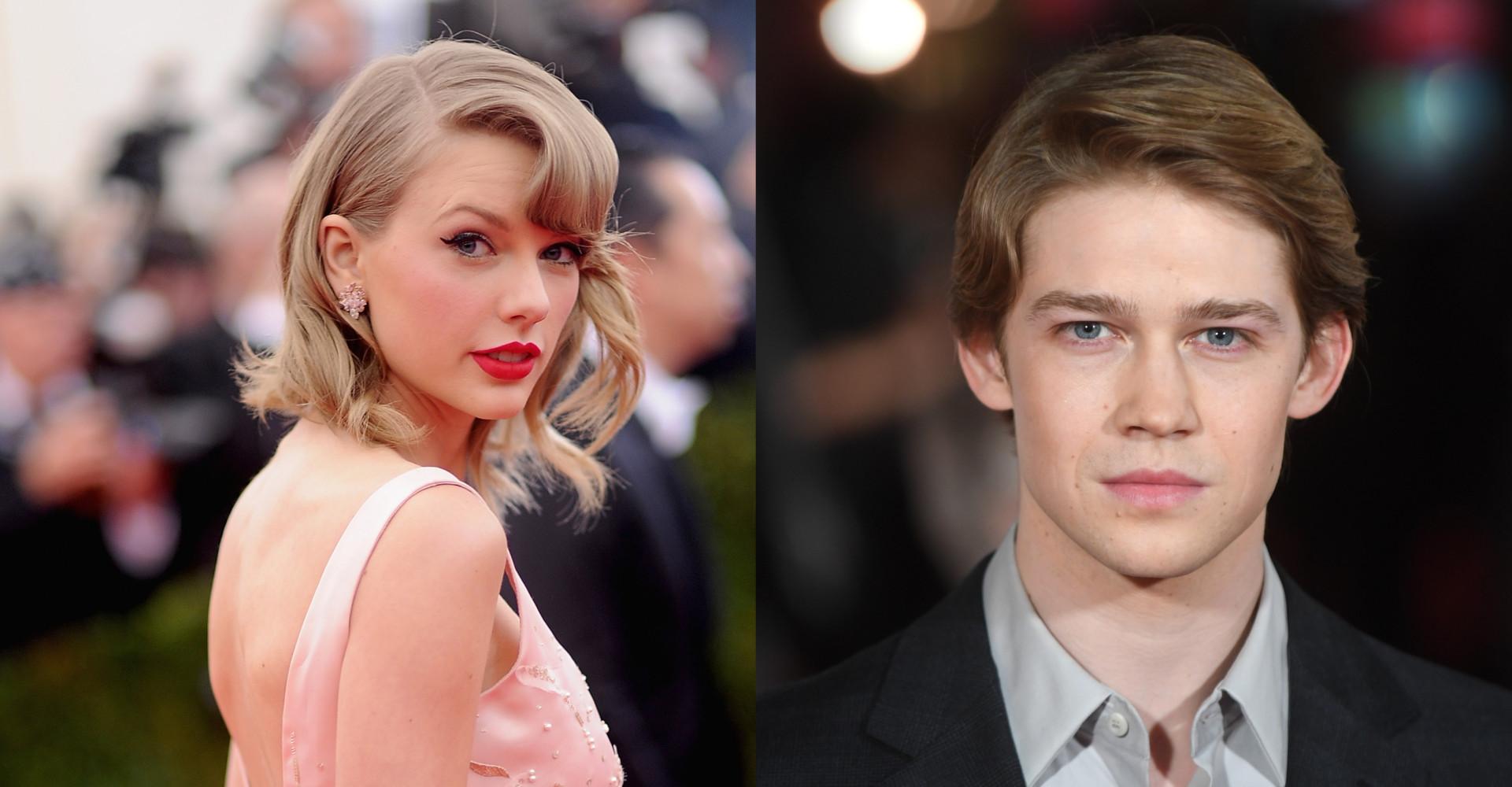 Taylor Swift's boyfriend Joe Alwyn shuts down relationship probes