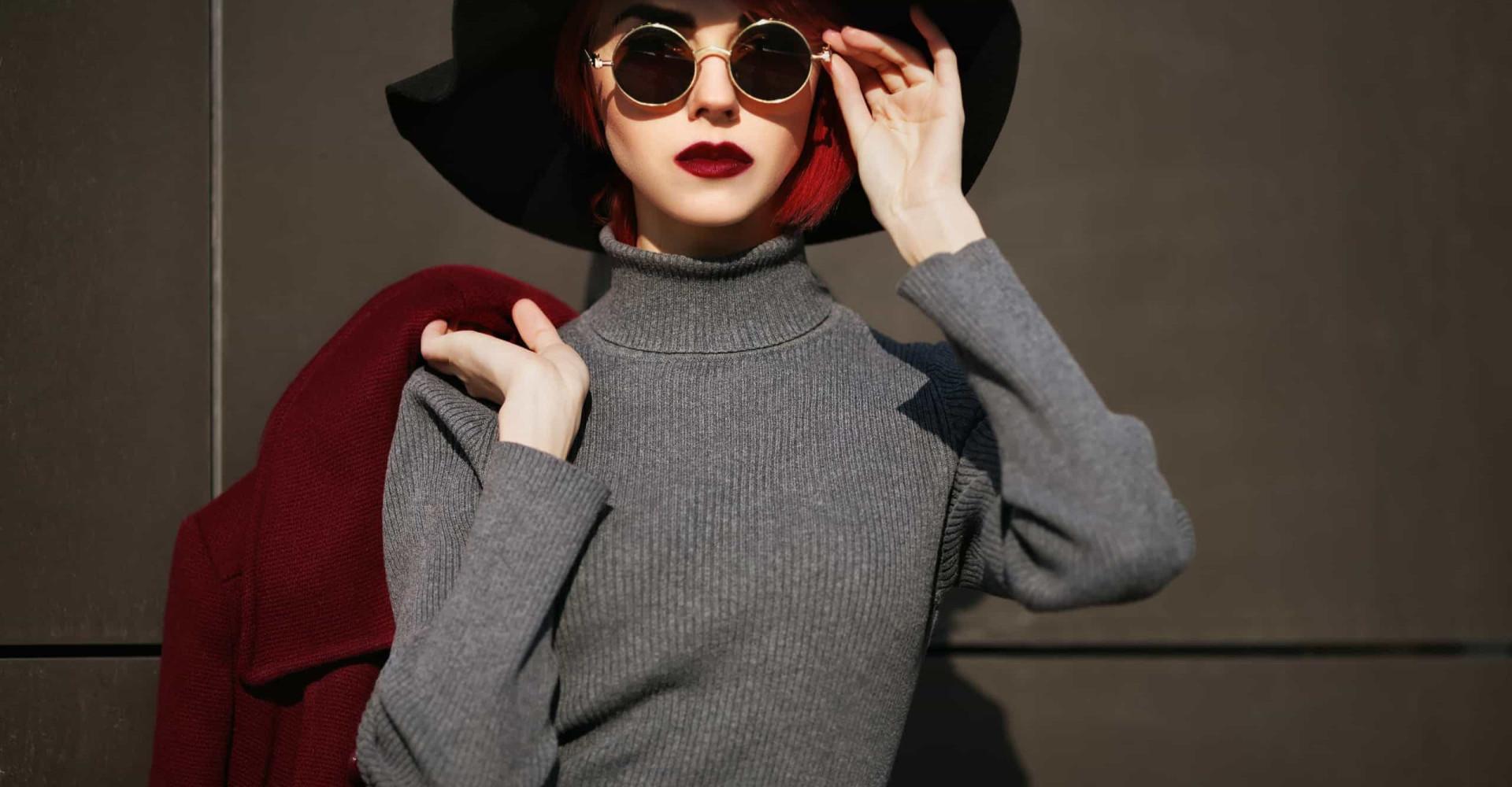 Otoño cálido: cómo vestir correctamente tu suéter