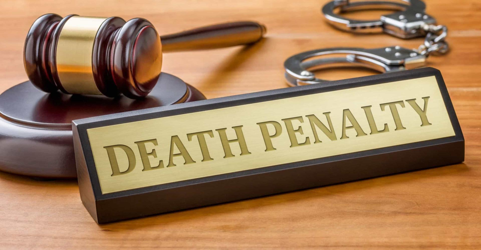 Land som fremdeles praktiserer dødsstraff