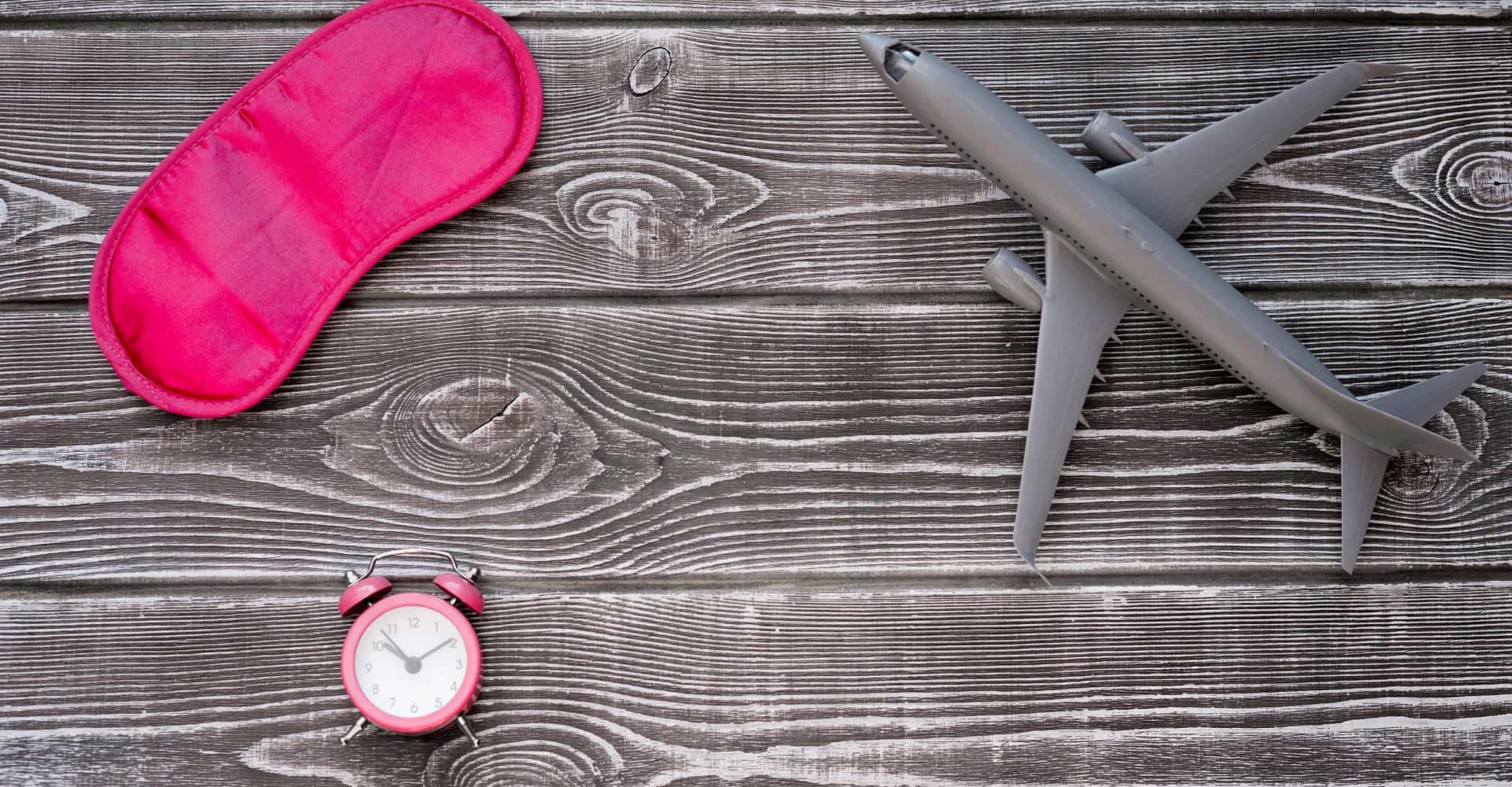 Os melhores truques para  conseguir dormir no avião