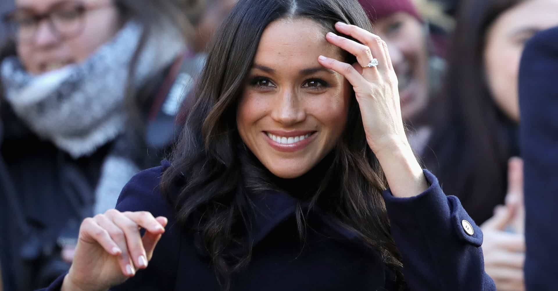 Why Meghan Markle's new hairstyle is sparking pregnancy rumors